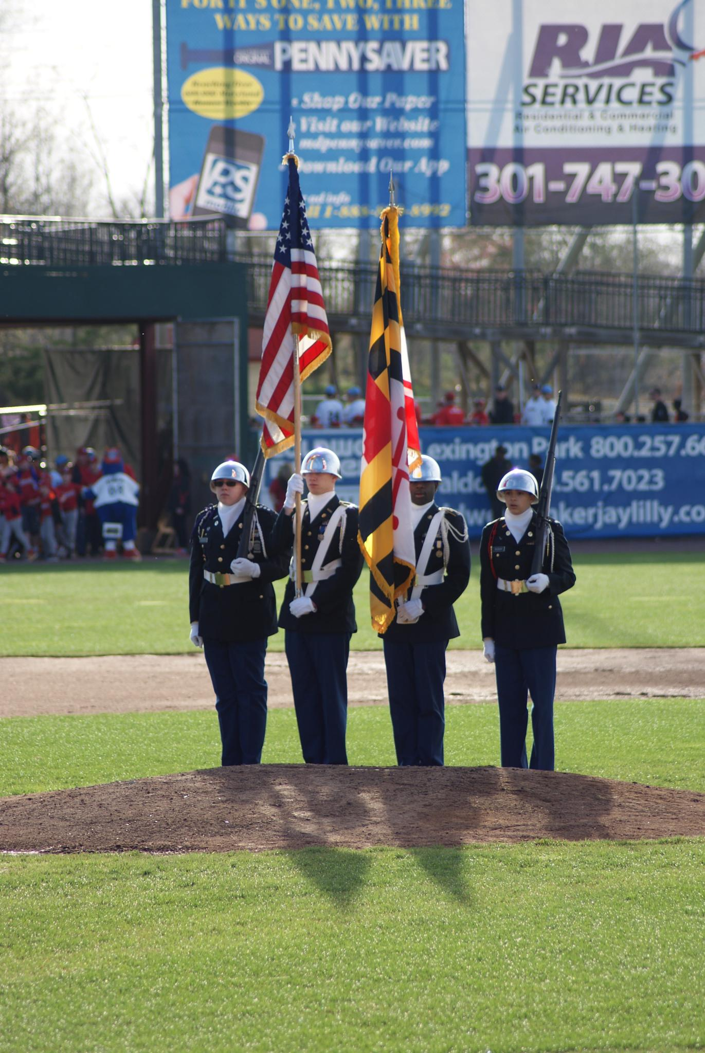 Opening day parade by amber.hutchins.923