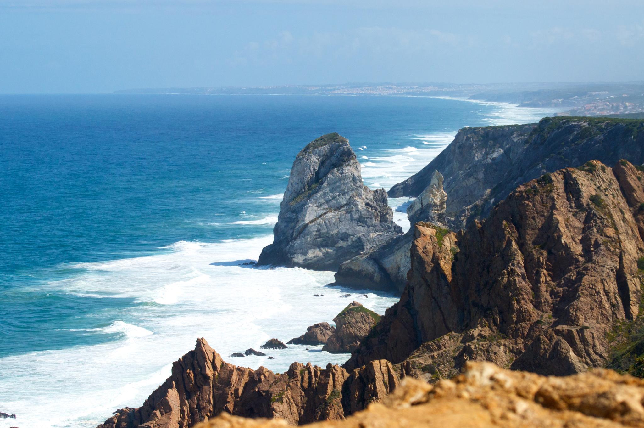Cape Rock by Grégory Hallé Petiot