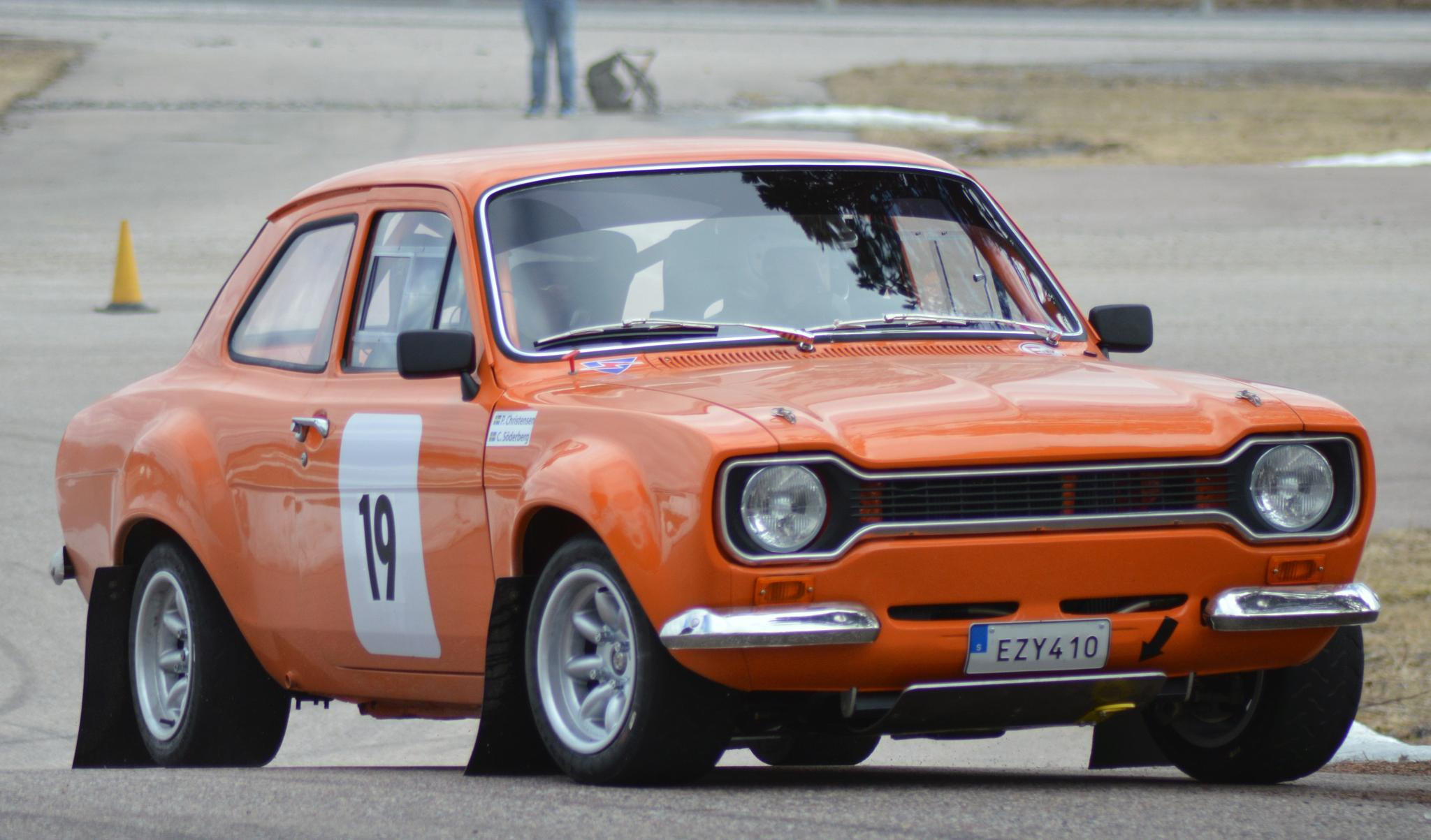 Ford Escort by Kåre