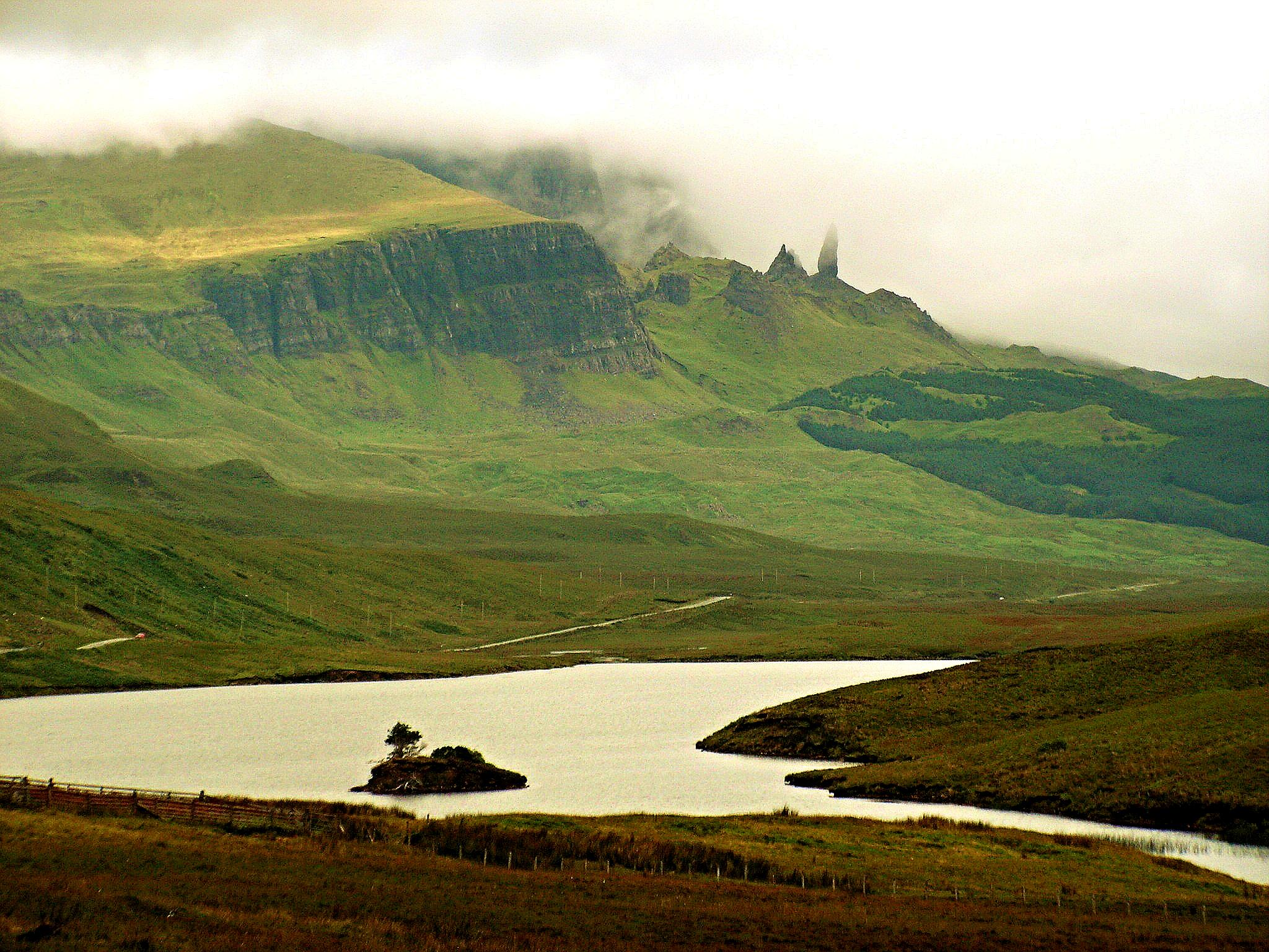 The Old Man of Storr by romana.svatonova.3