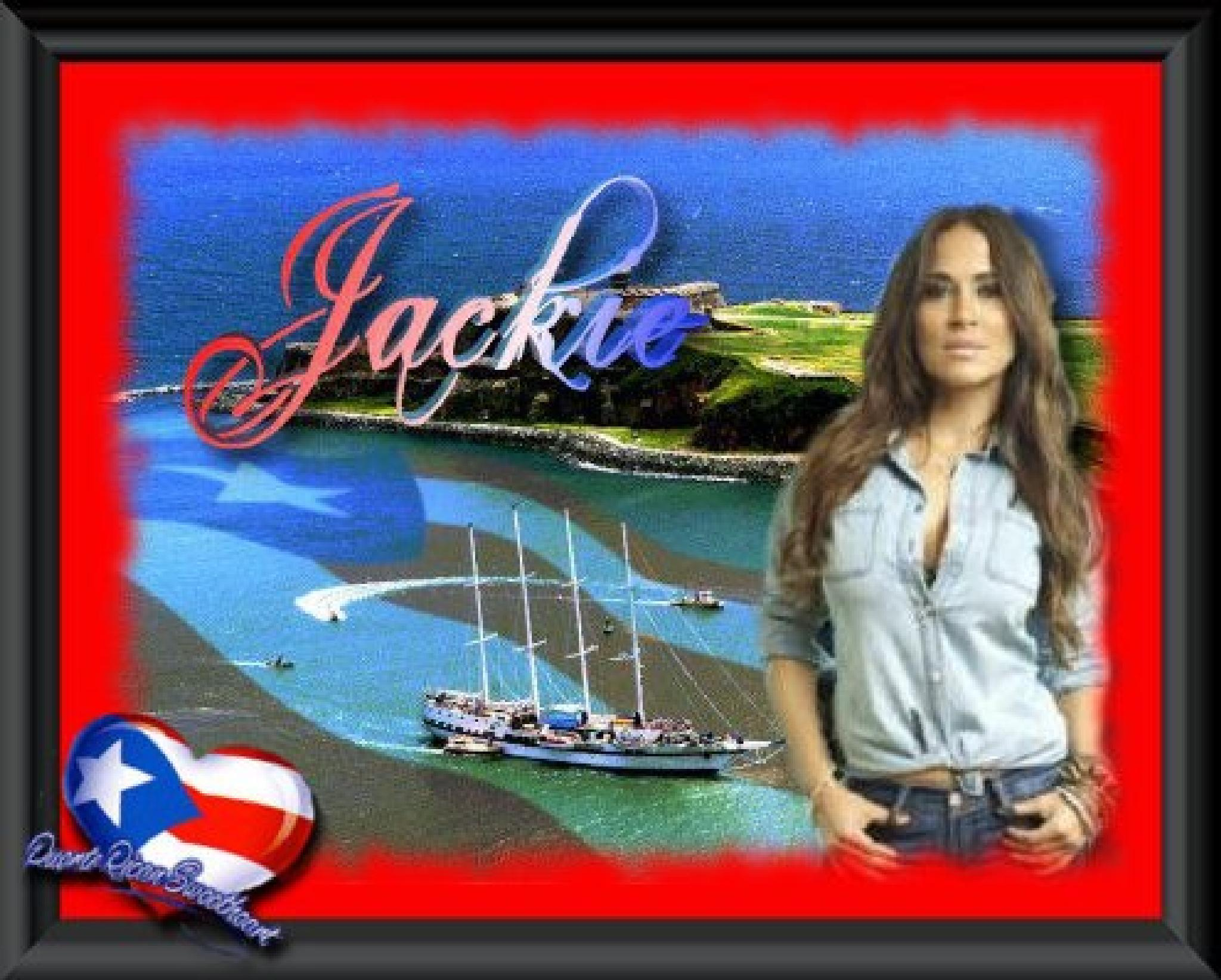 Jackie Guerrido by Benjamin Sanchez