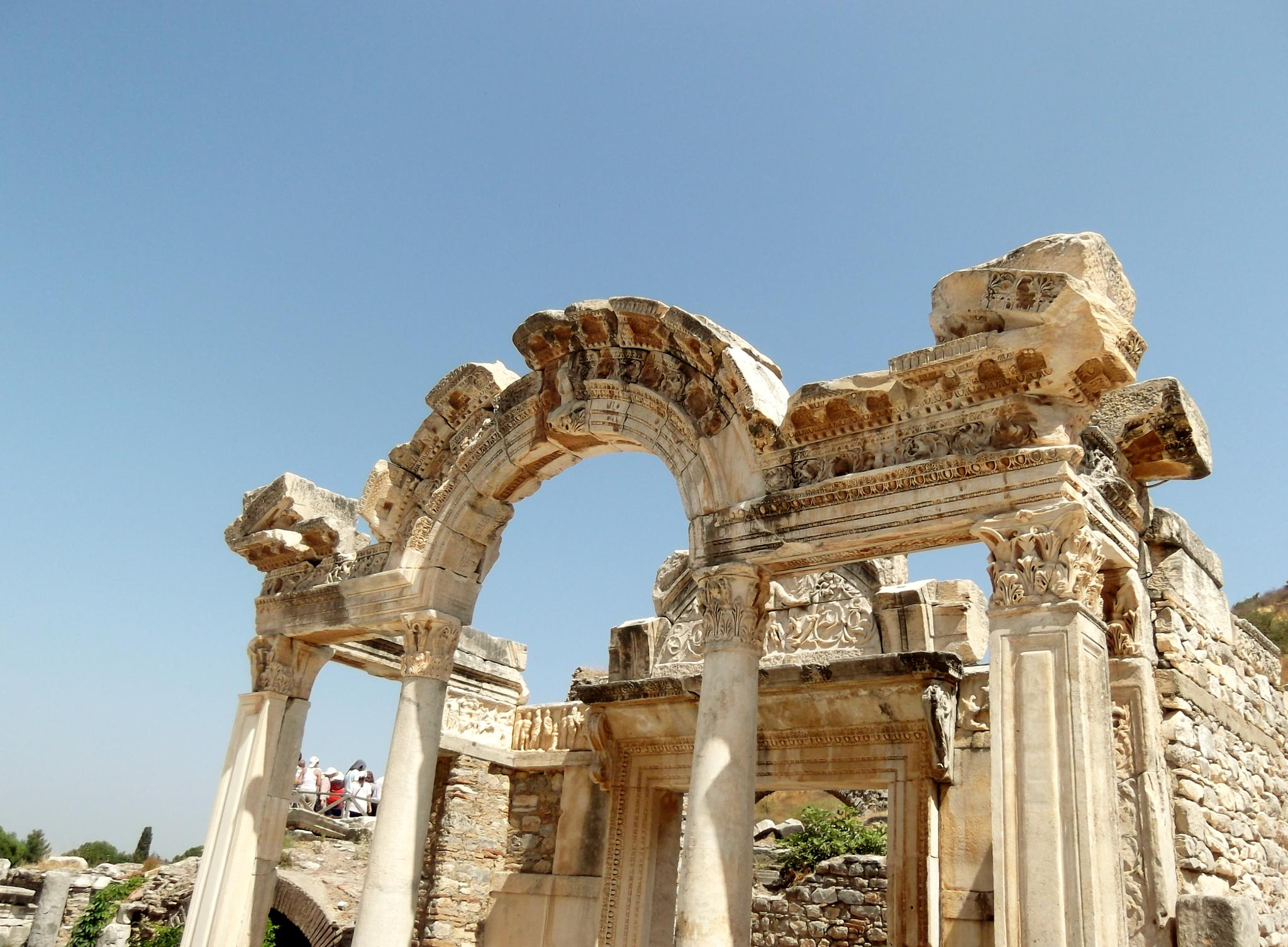 Ephesus by Martin Roper