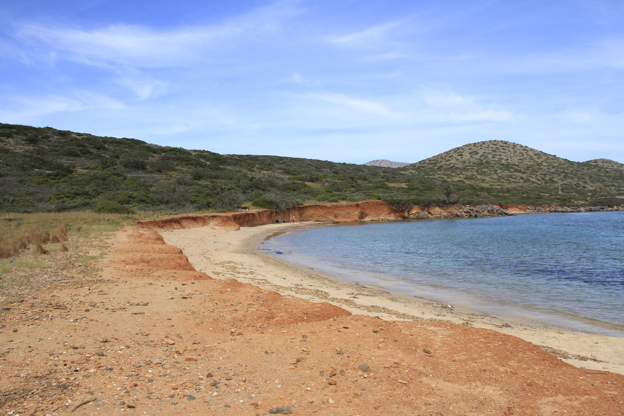 Photo in Sea and Sand #crete #elounda #beach