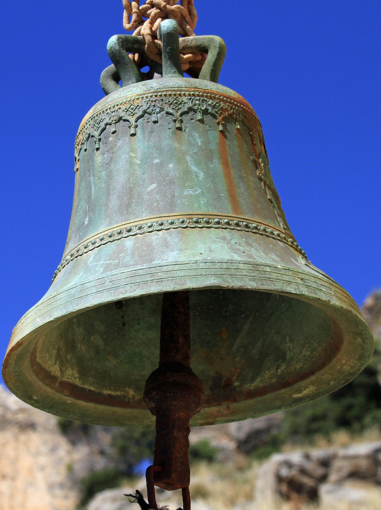 Church Bell by Martin Roper