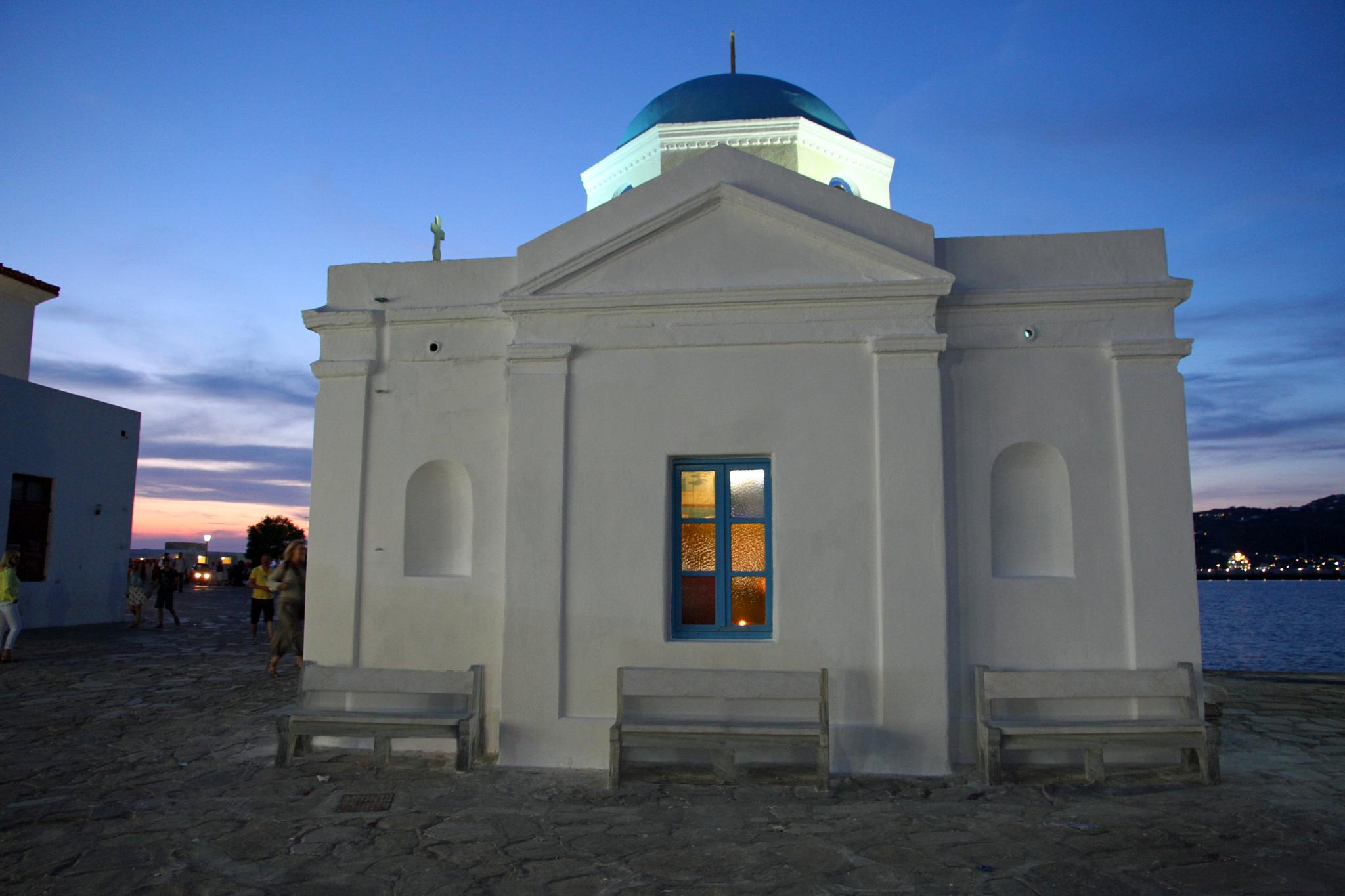 Church by Martin Roper