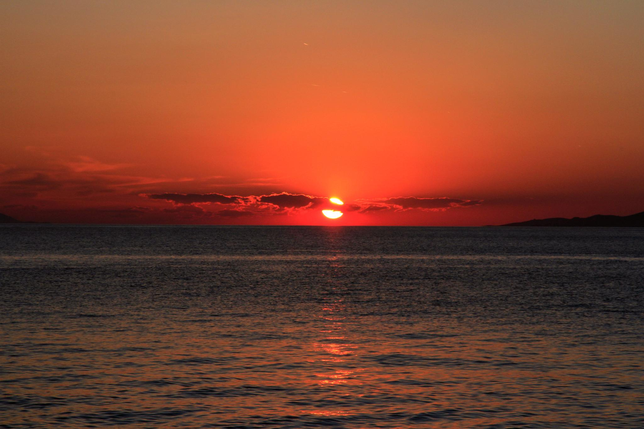 Sunset  by Martin Roper