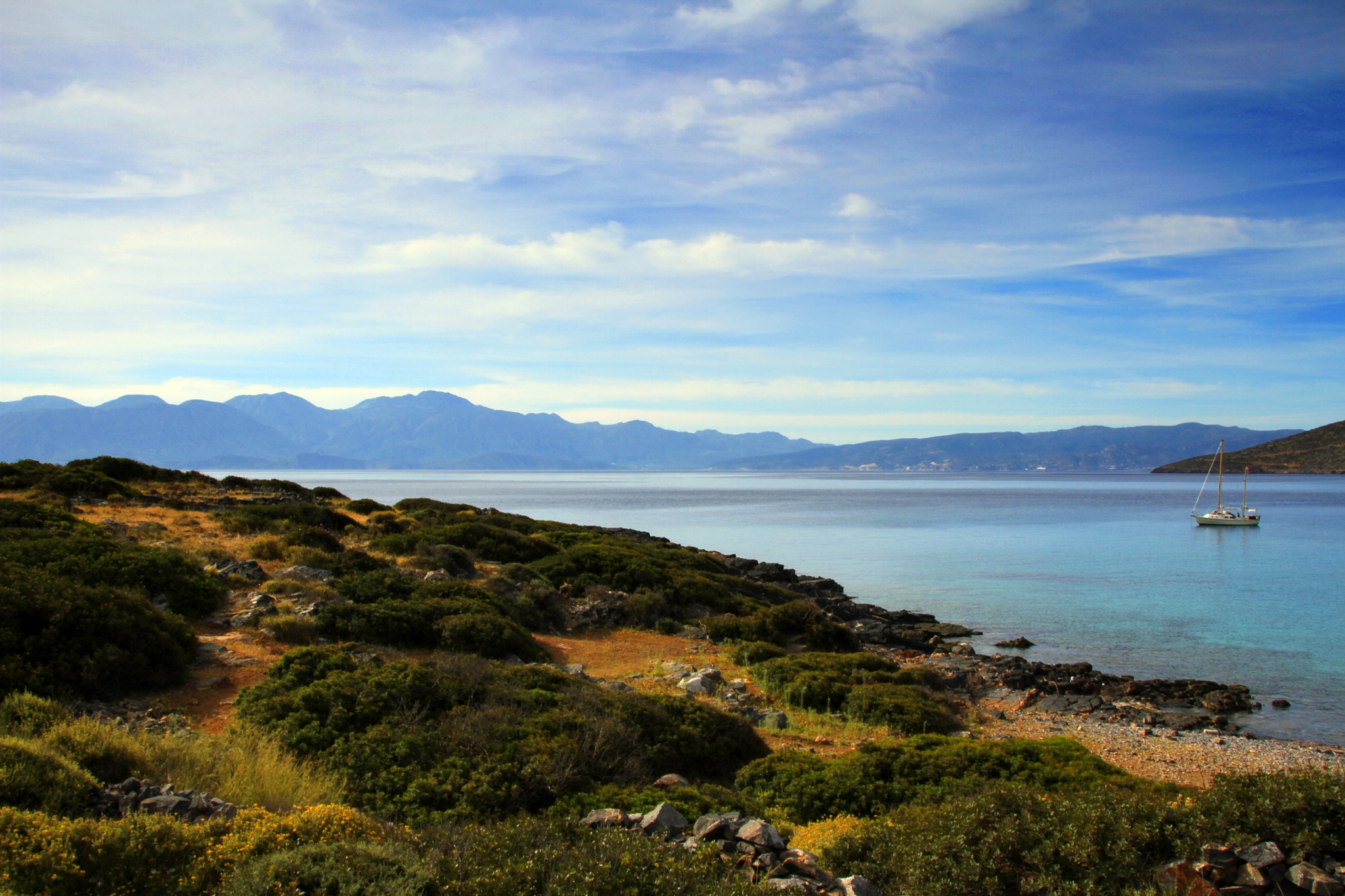 Elounda Islands by Martin Roper