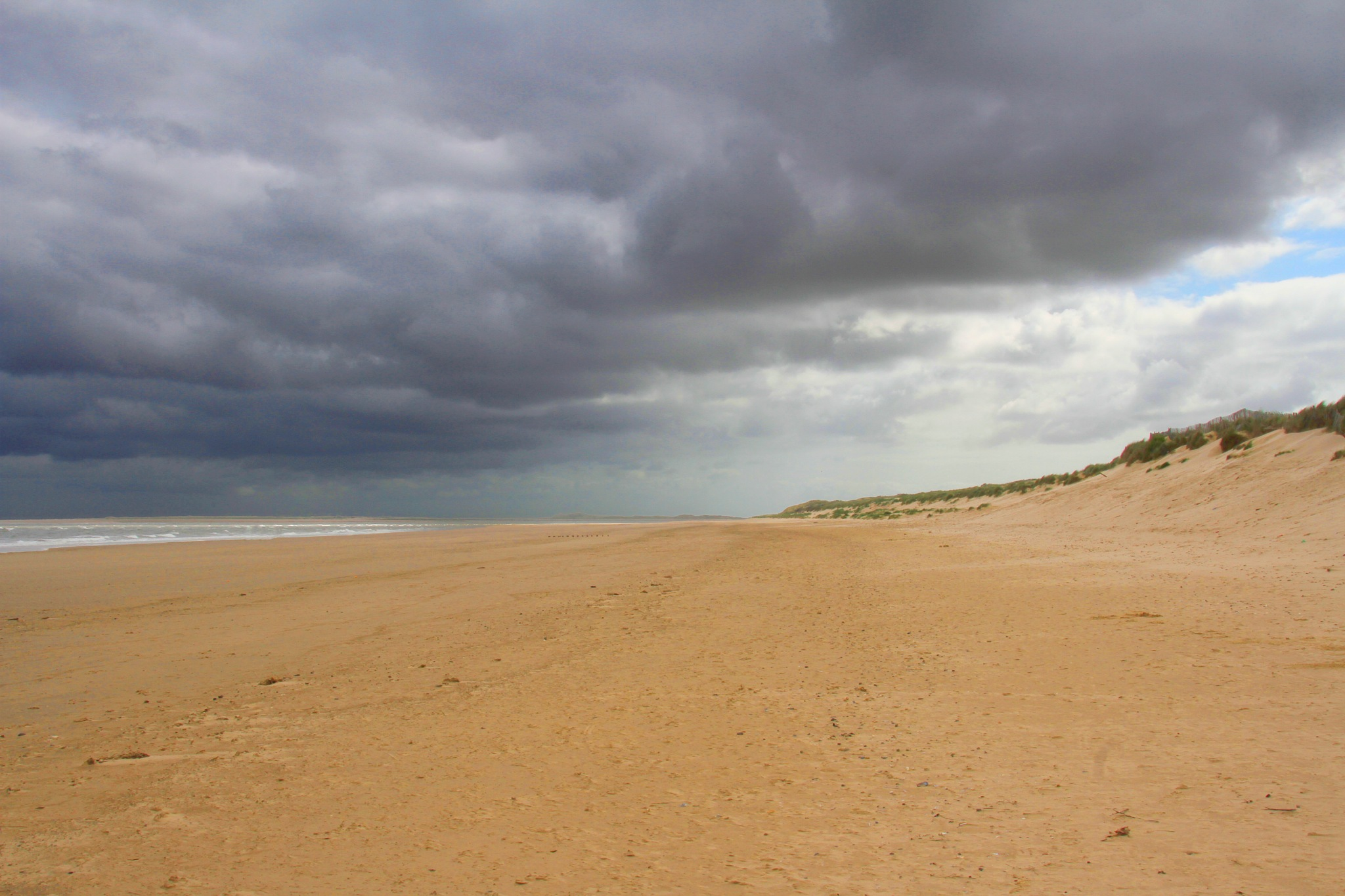 Stormy clouds over Norfolk by Martin Roper