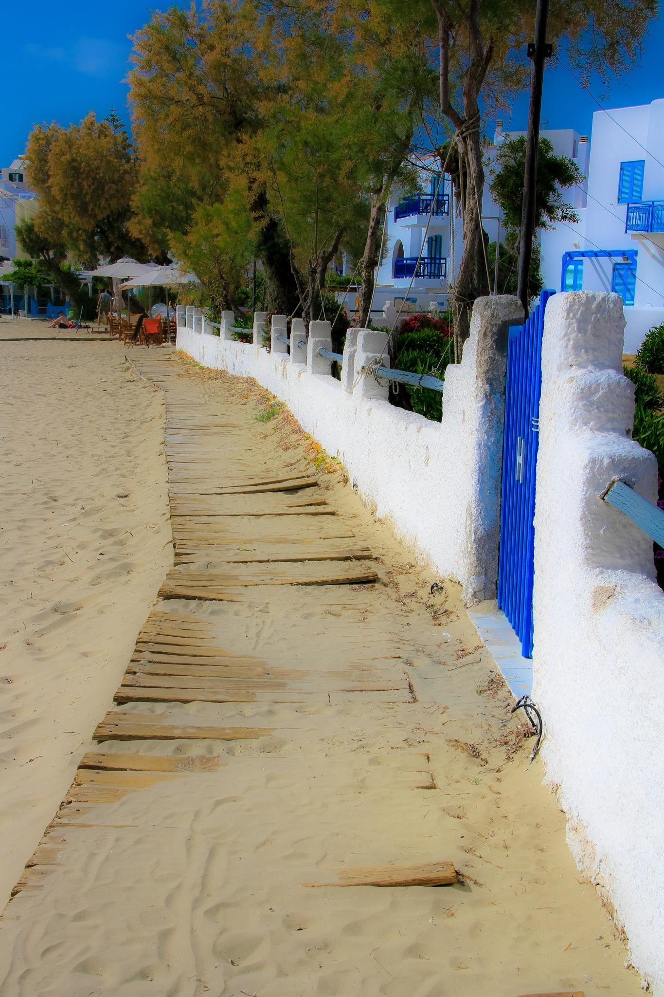 Old Boardwalk by Martin Roper
