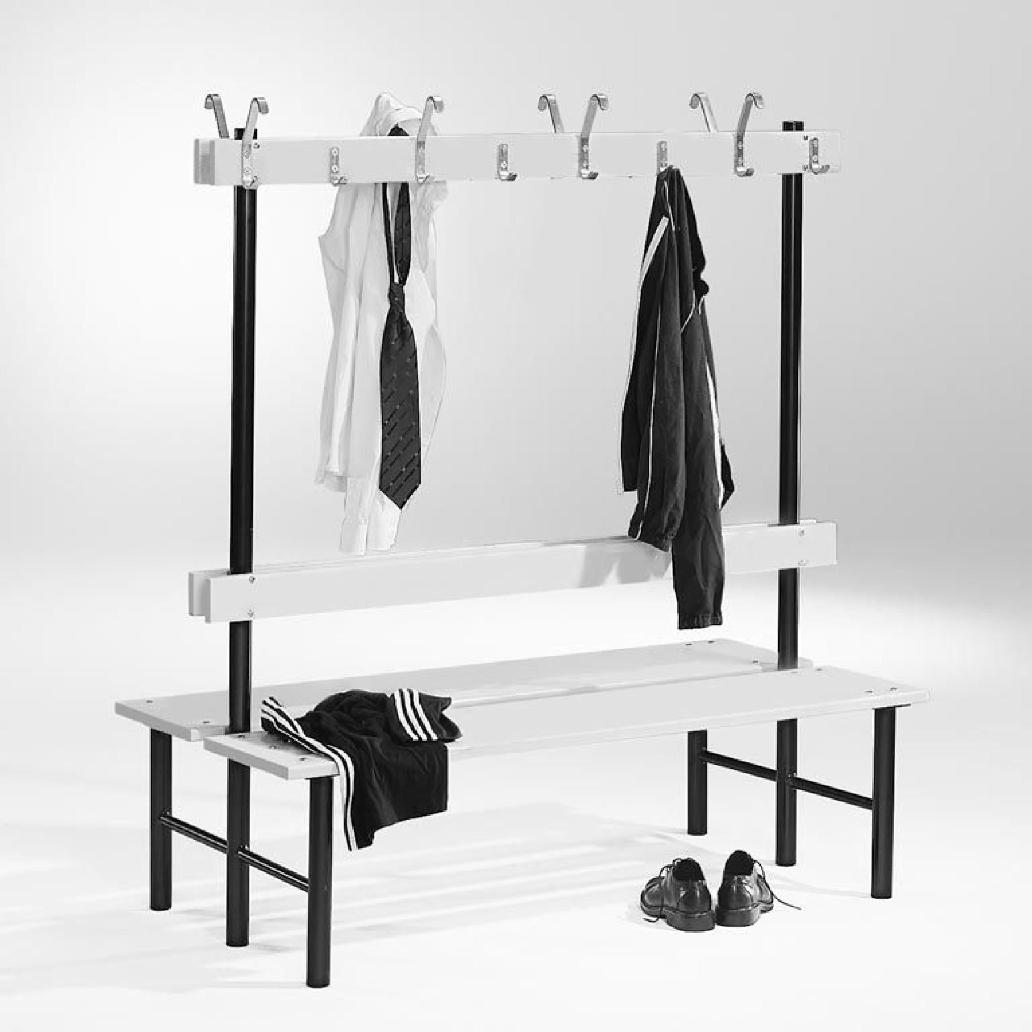 Wide range of changing room benches  by Jack Ryan