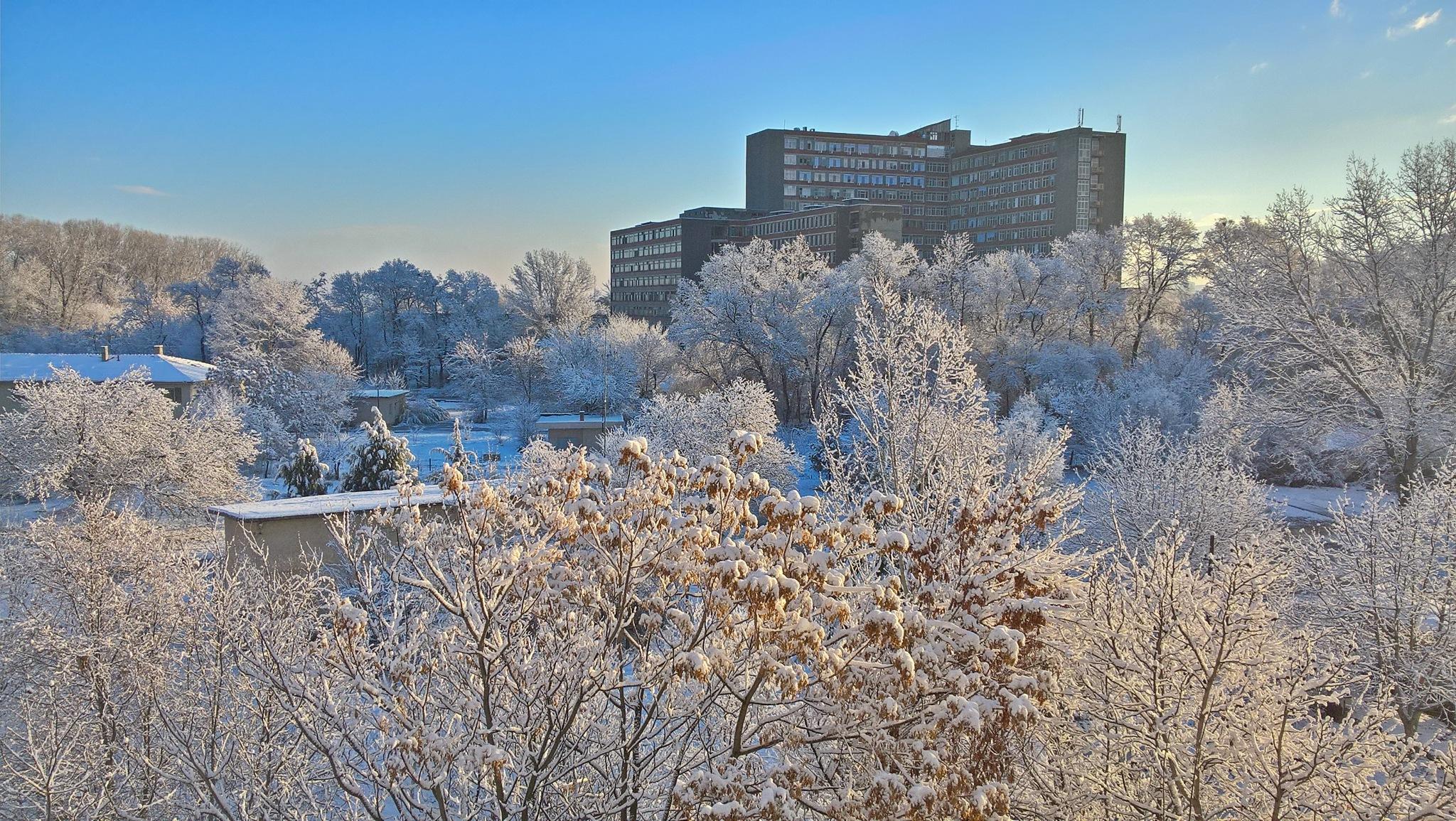 snow paradise  by Krasi Asenov