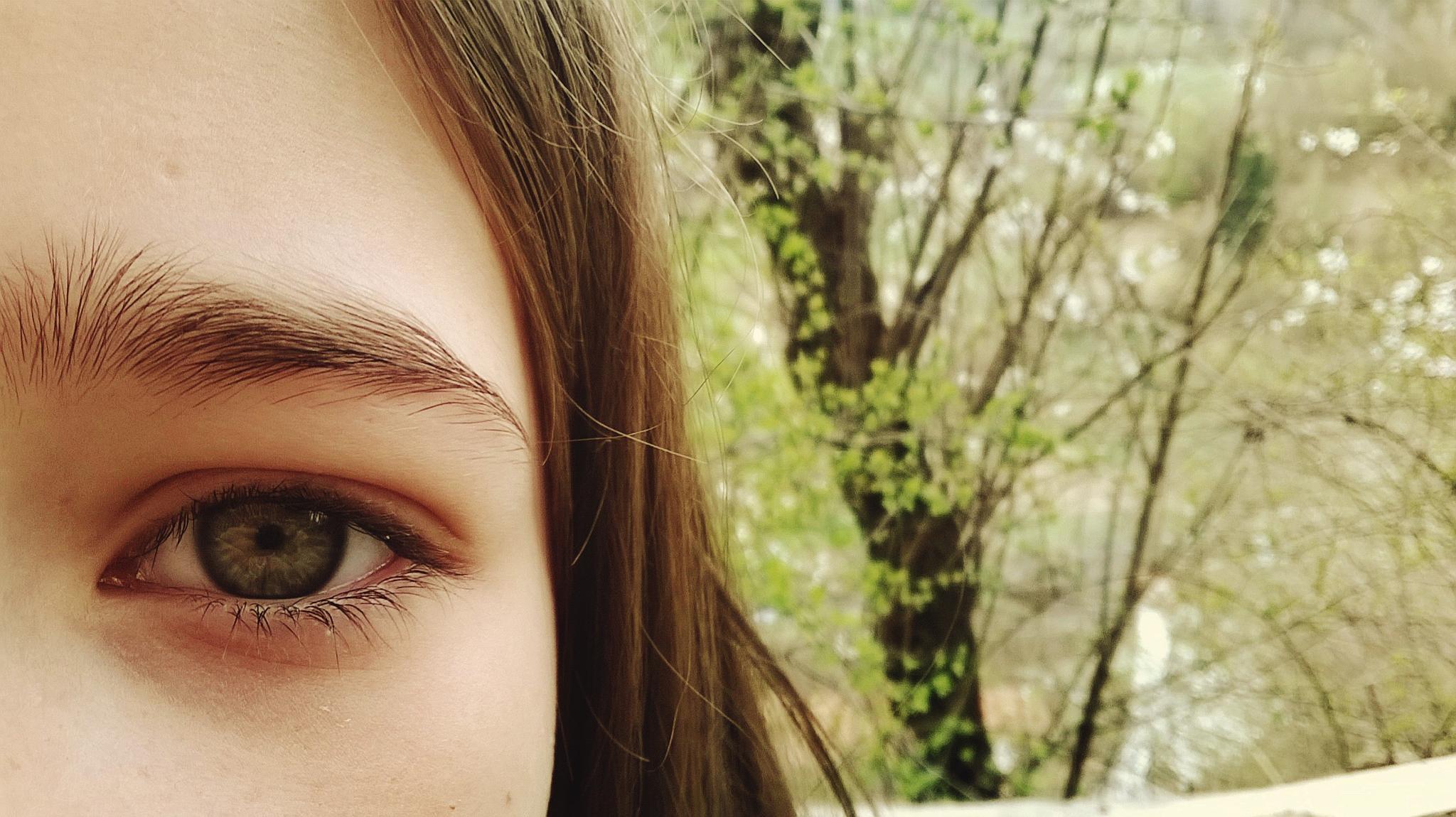 in the eyes of a child by Krasi Asenov