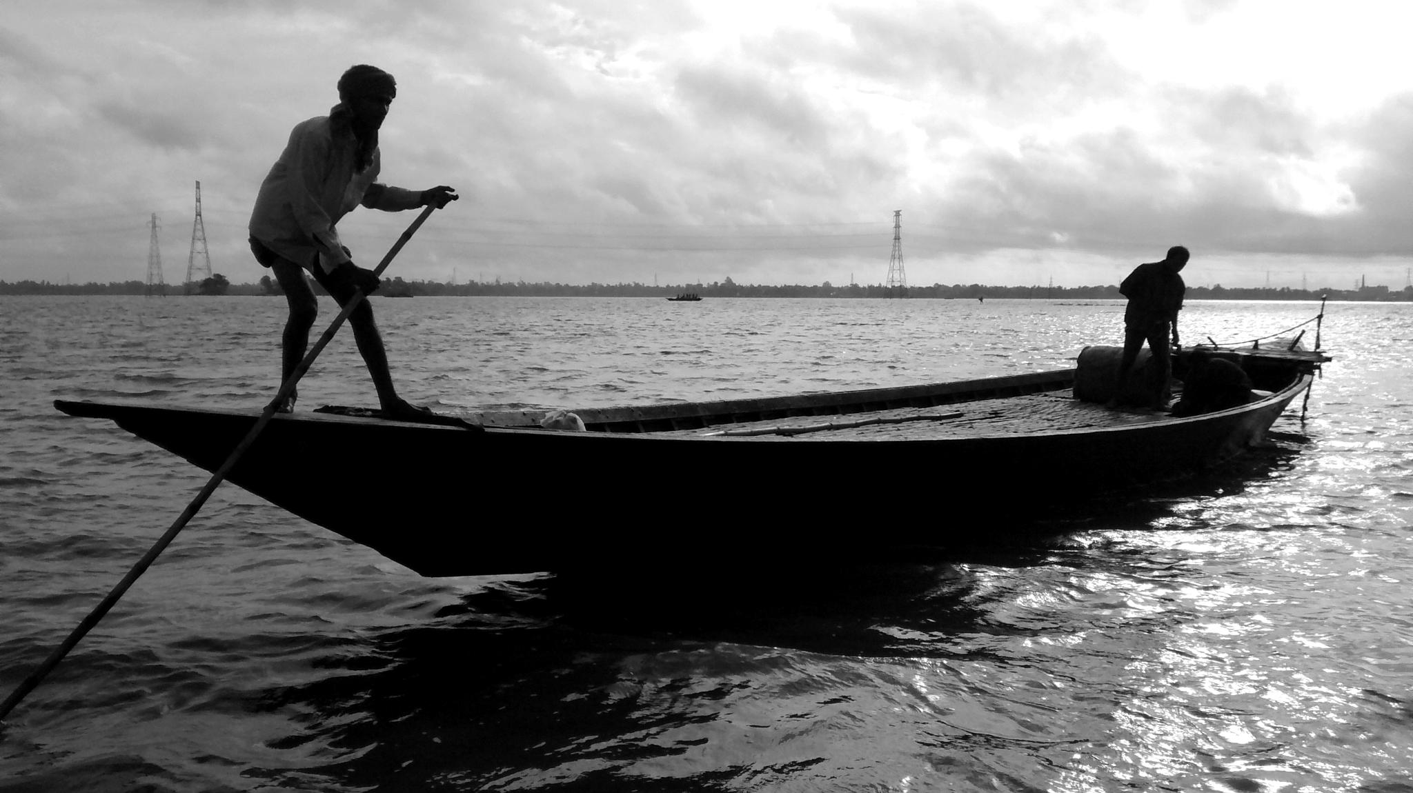 The Journey by Rezoan Mahbub