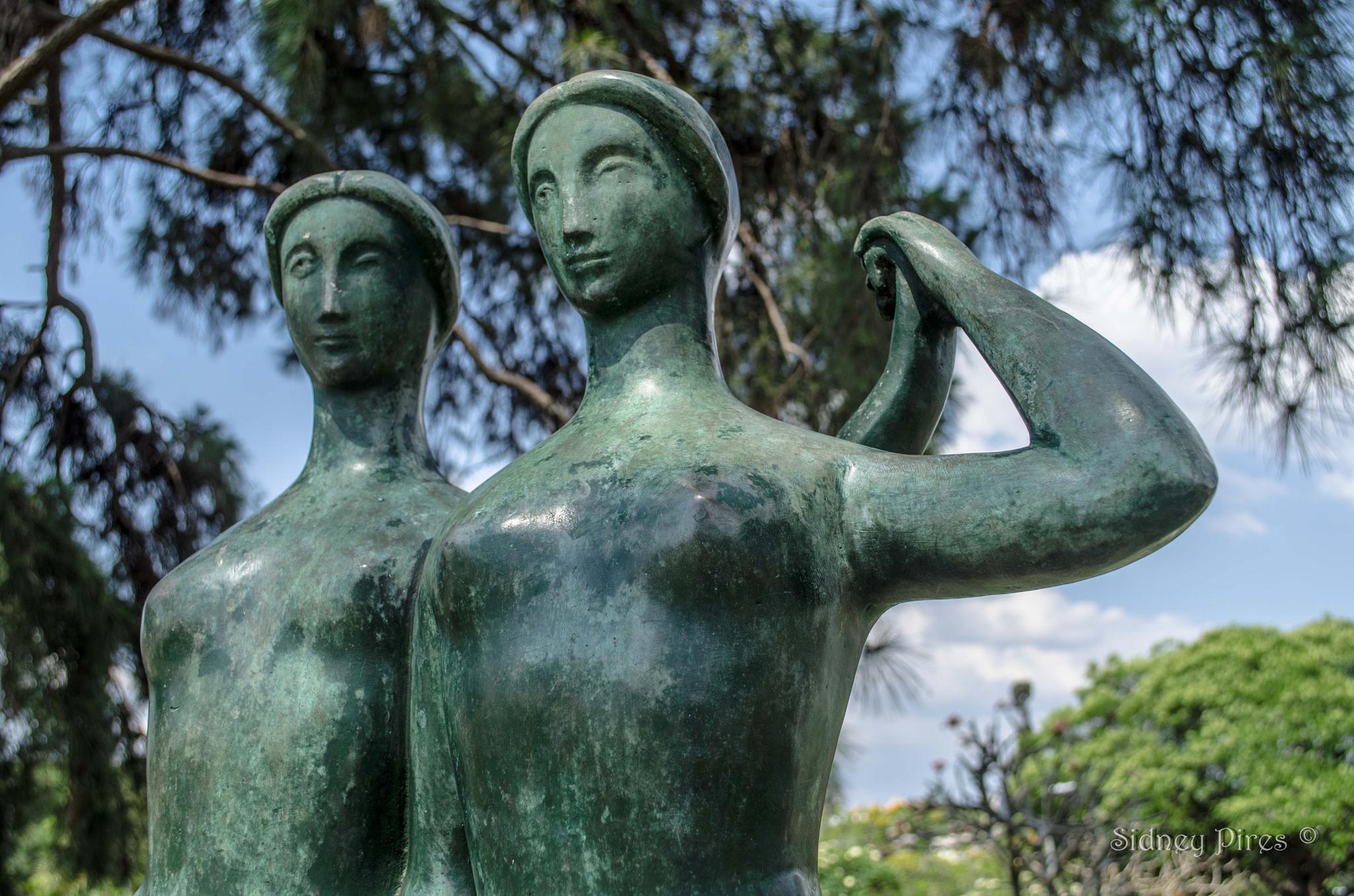 Escultura do Ibirapuera by Sidney Pires Fotografia