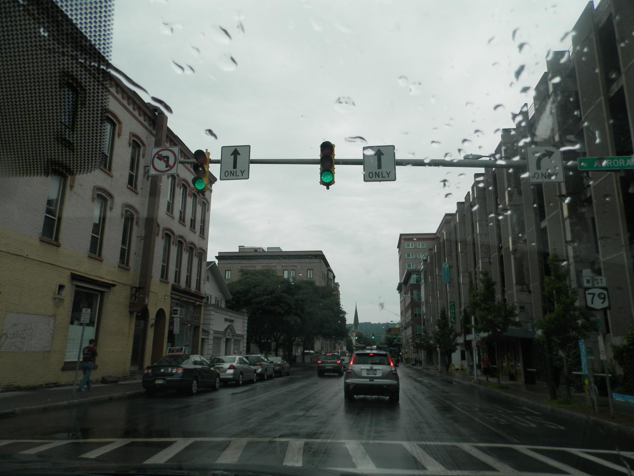 Rain In Ithaca by evelyn.vinson