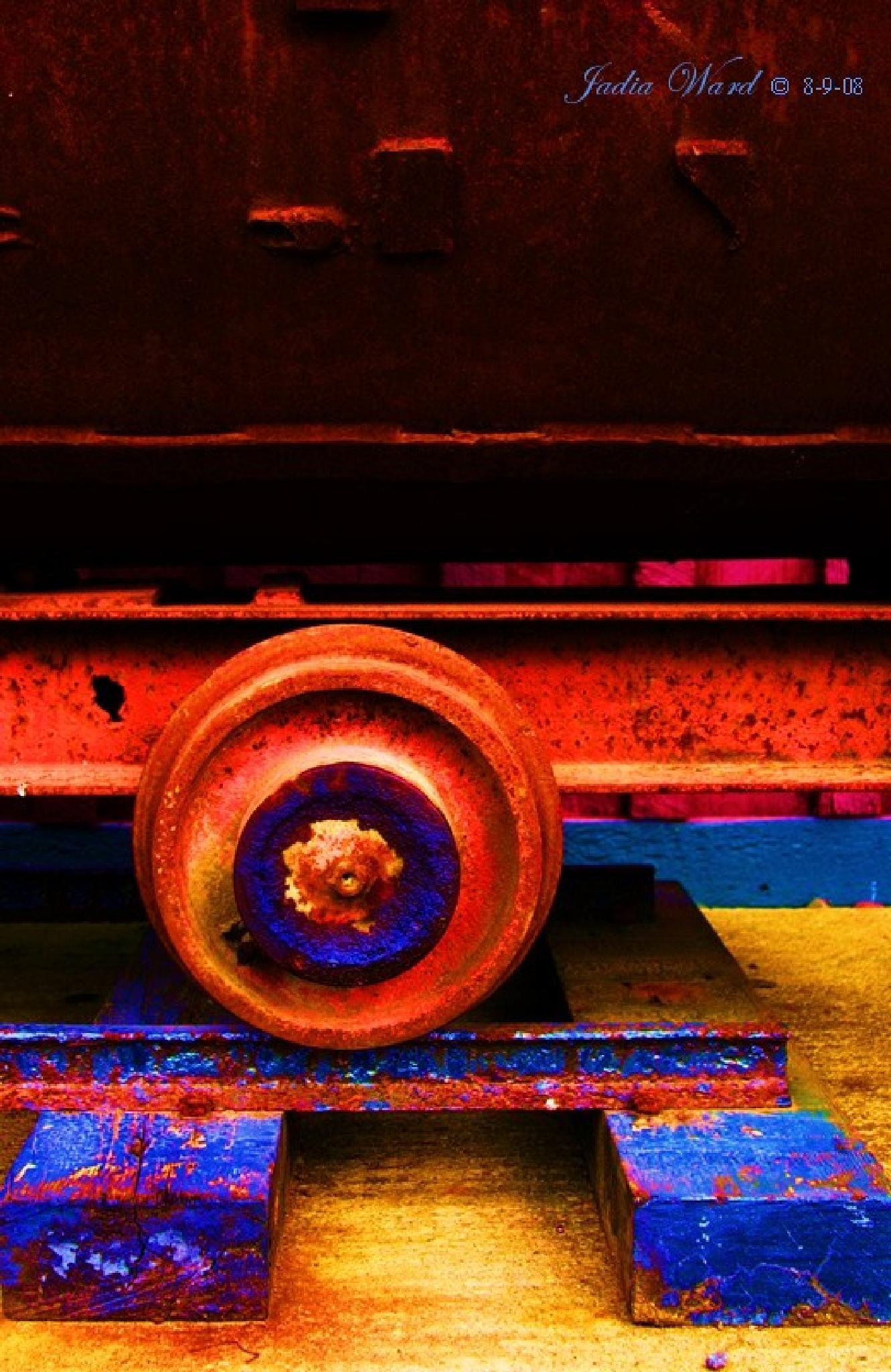 Wheels of Yester-Years by jadia.ward