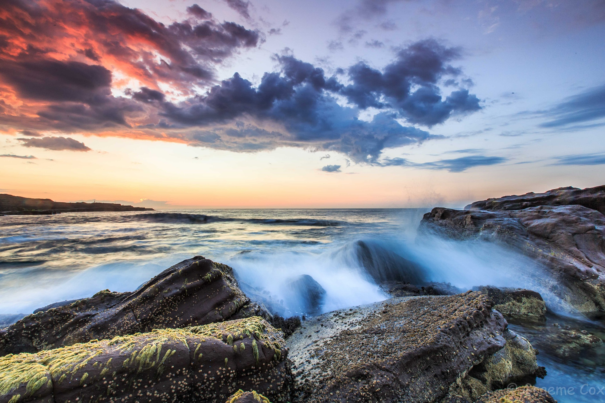 Before the Sunrise by Graeme Cox