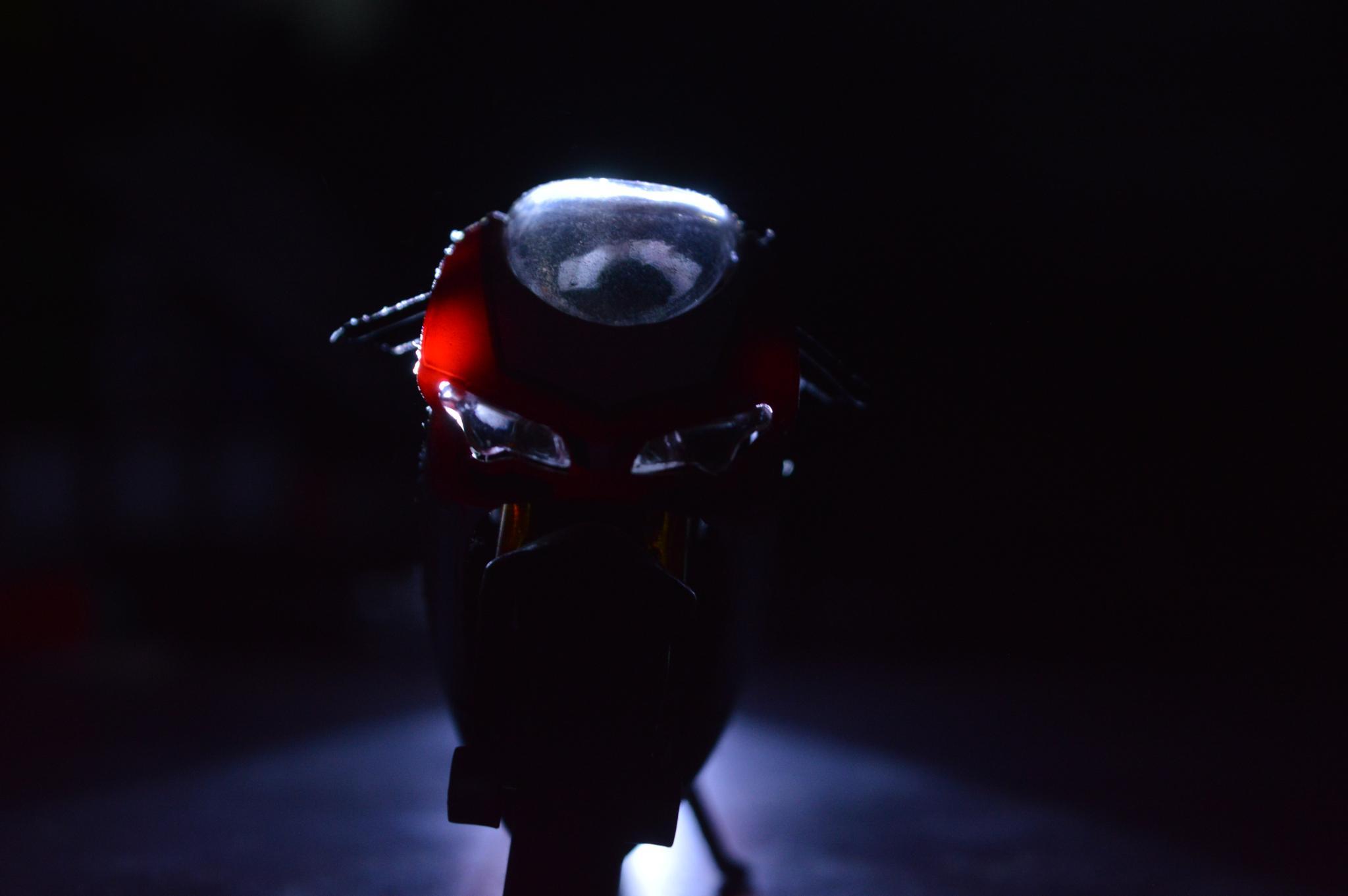 The Ducati  by namanmohanty