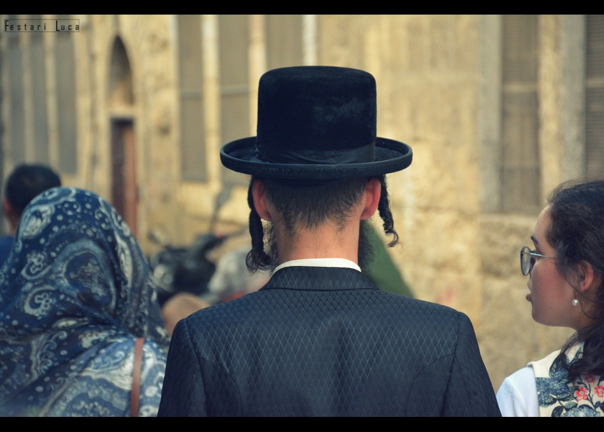 jewish style tradition by lucafestari194