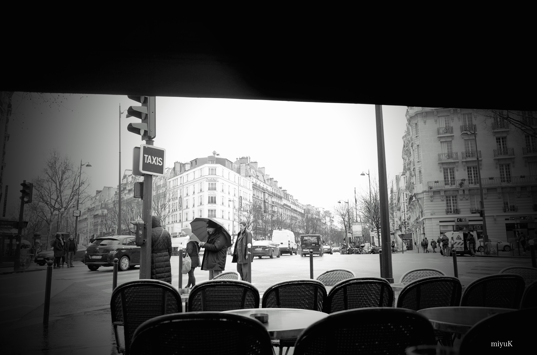 My photo walk Paris by miyuK