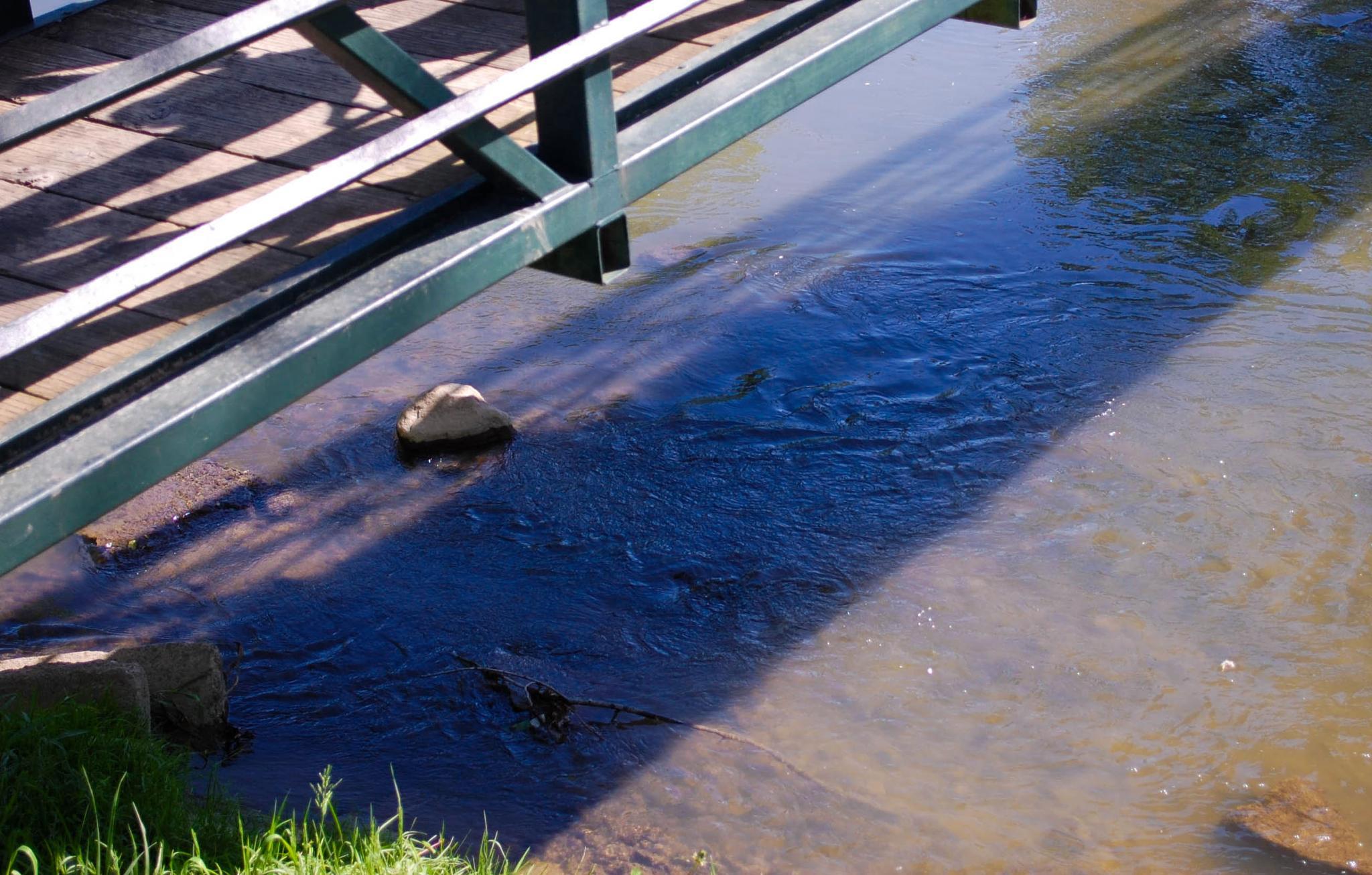 The Water Below by monicatrouble