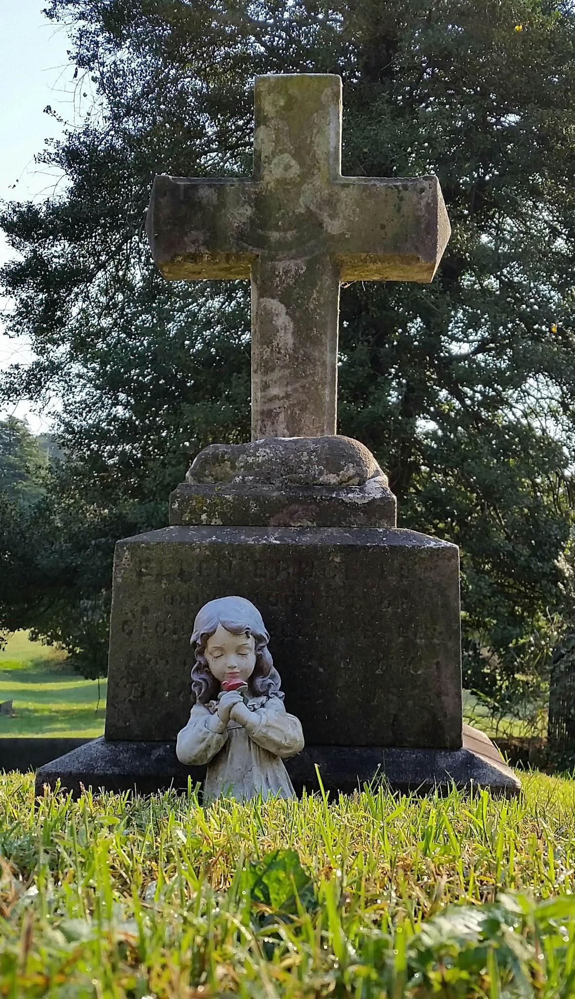 Child's Grave by Jennifer Stafford