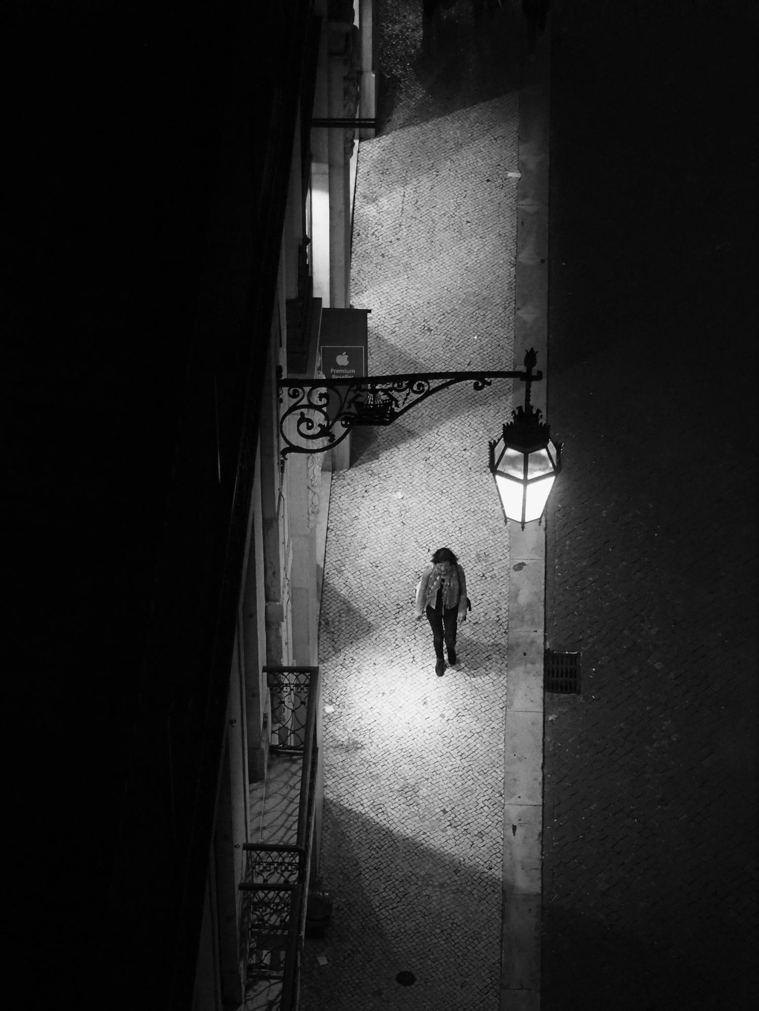 Photo in Street Photography #night #light #one