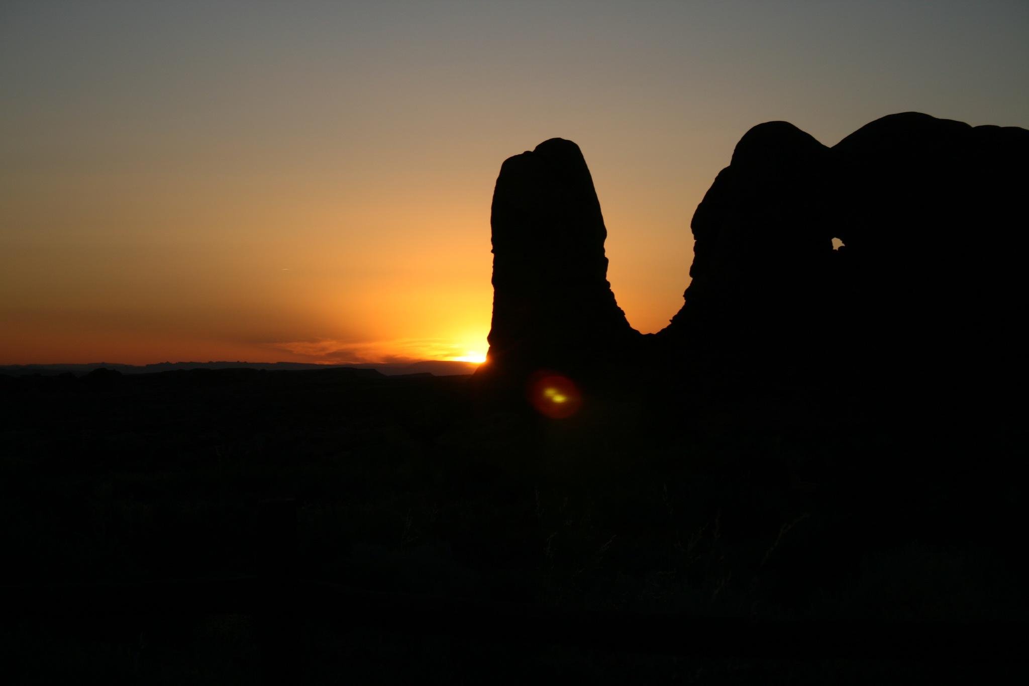 Utah Sunset by daniel.luna.77920