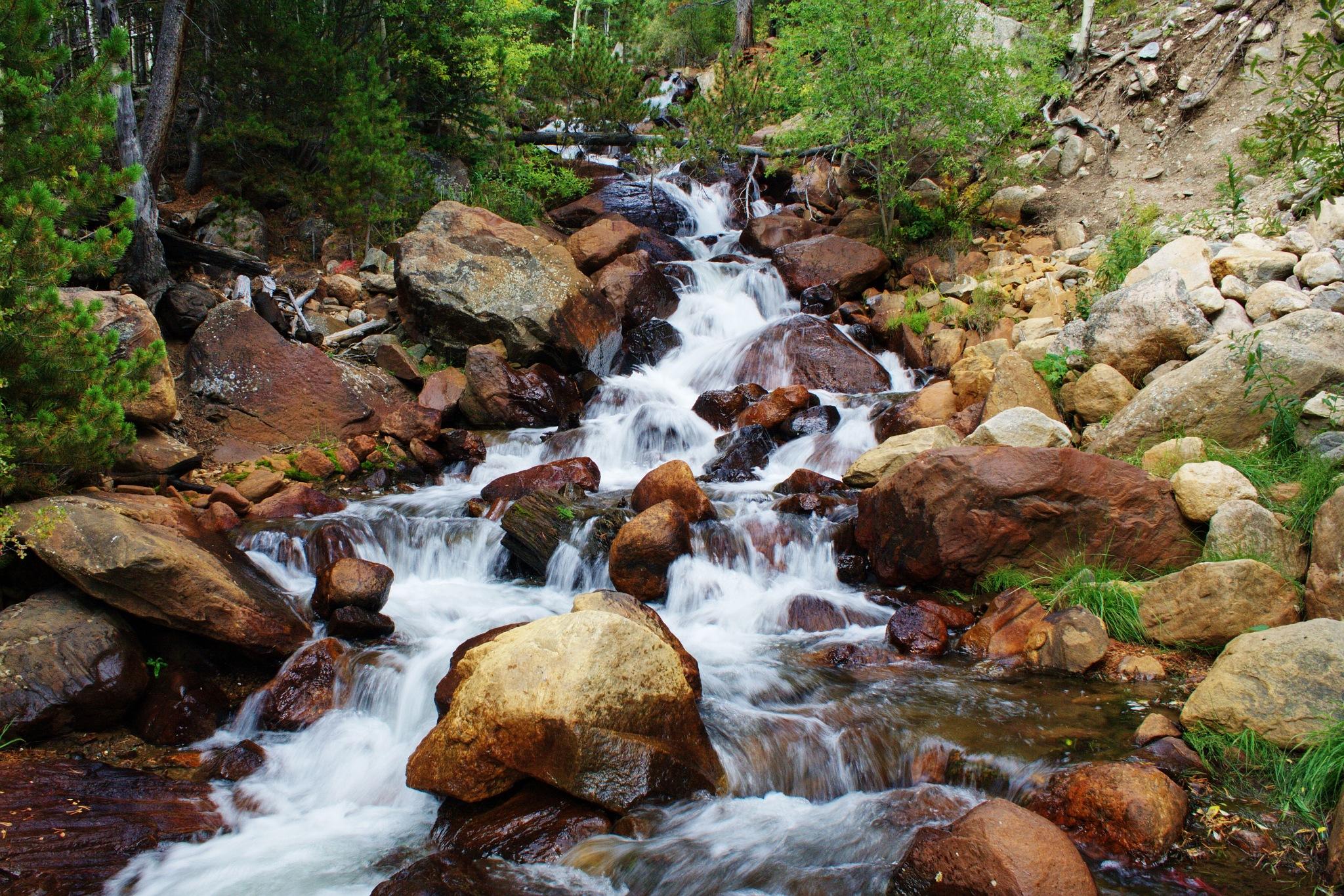 Cascading Waterfall 2 by daniel.luna.77920