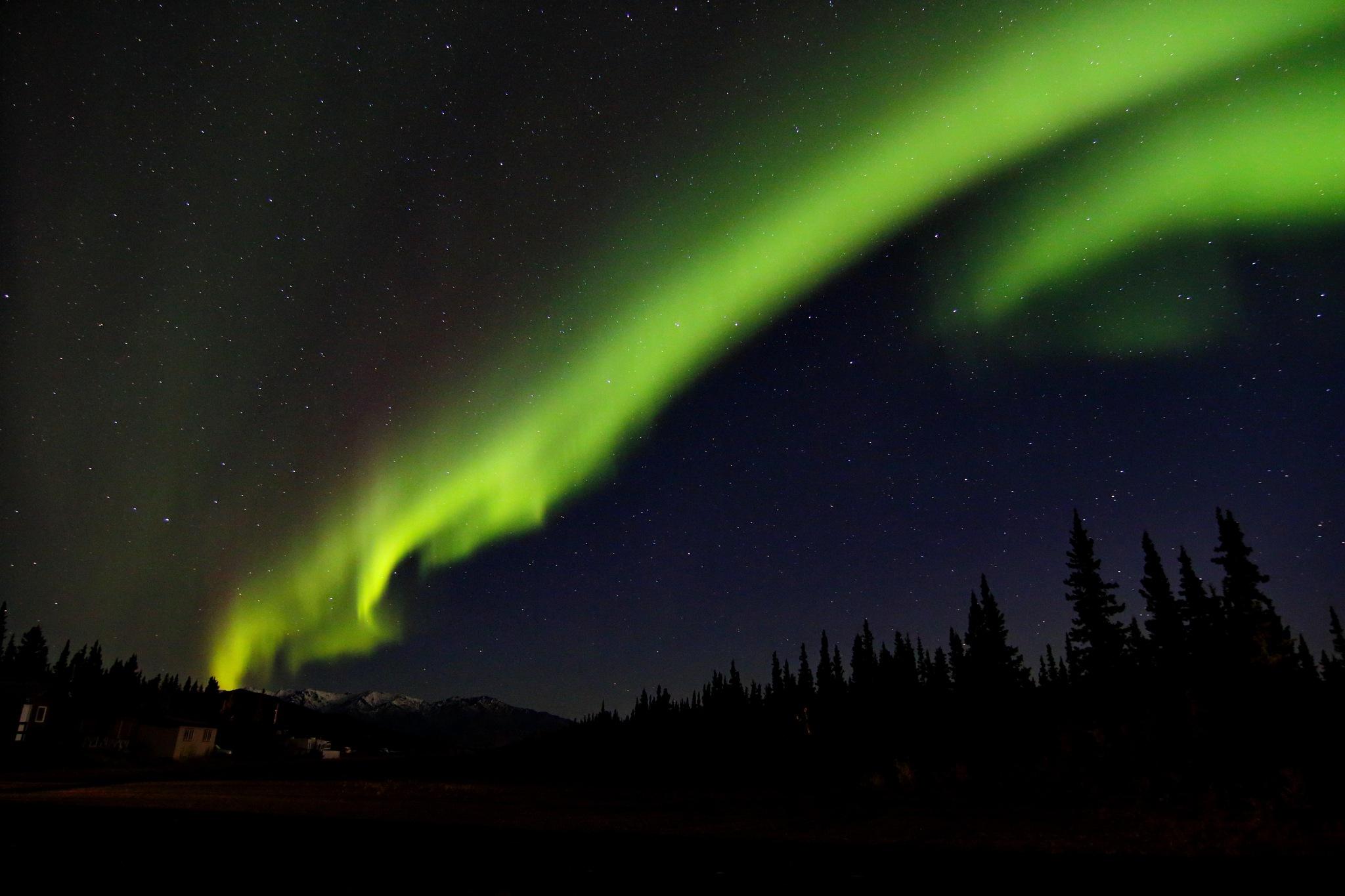 Aurora Borealis by daniel.luna.77920