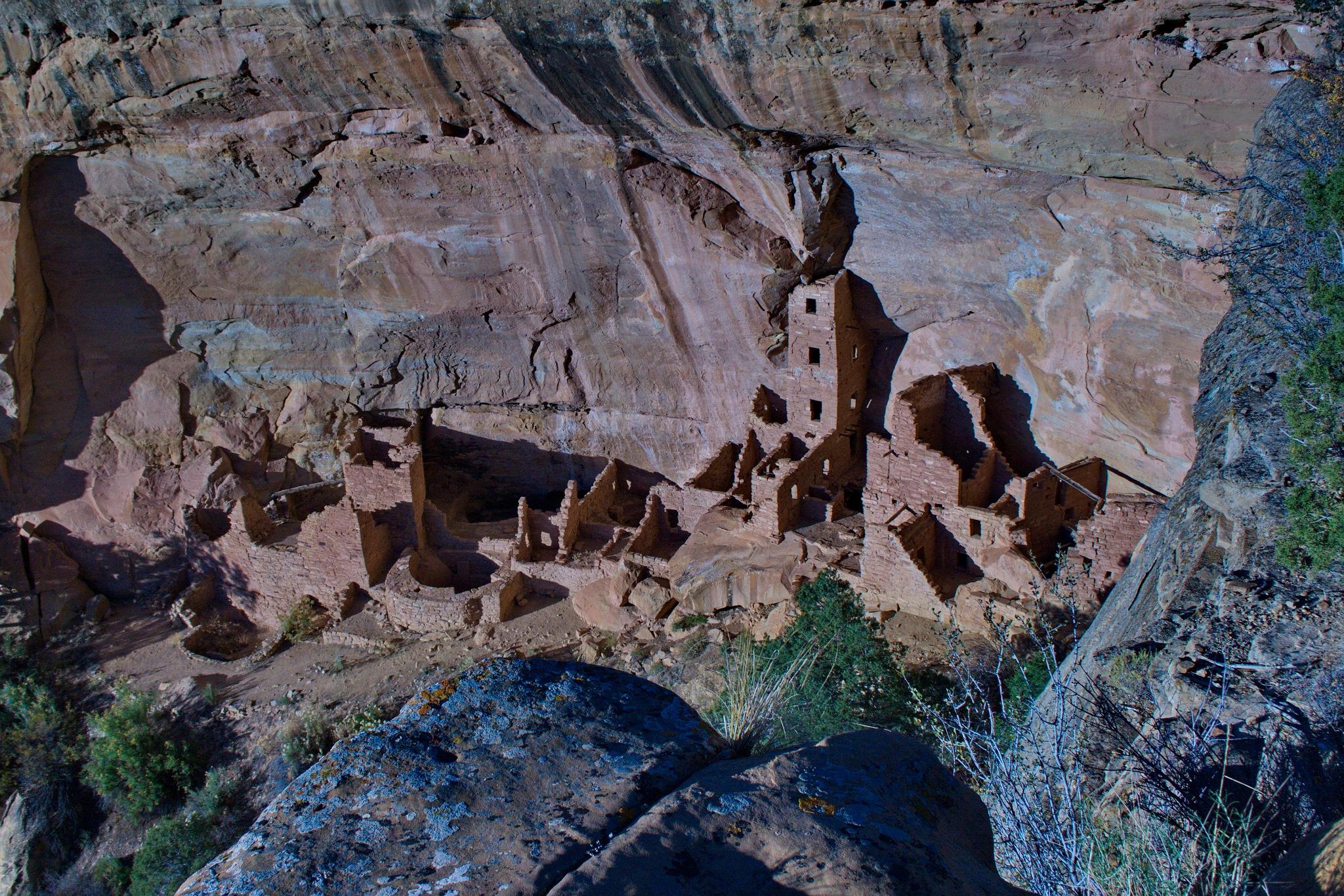 Anasazi Cliff Dwellings by daniel.luna.77920