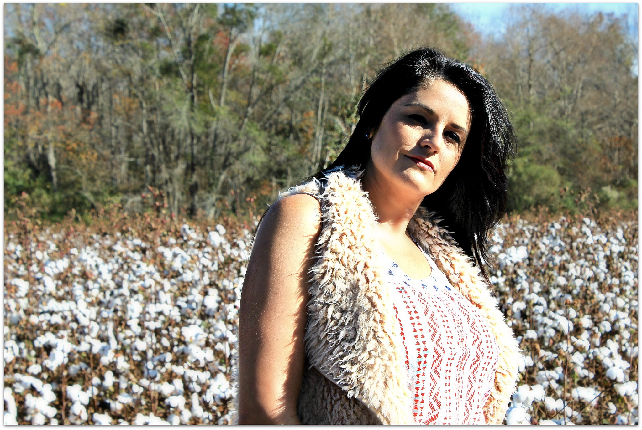 Cotton by Creative Genie Photography