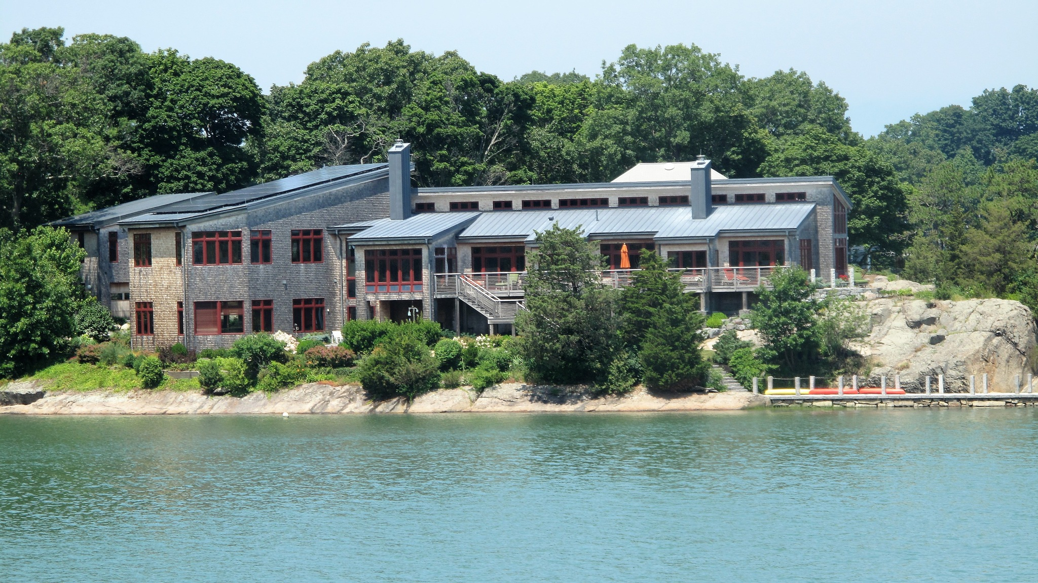 HOUSE ON THE WATER by paulcrimi178