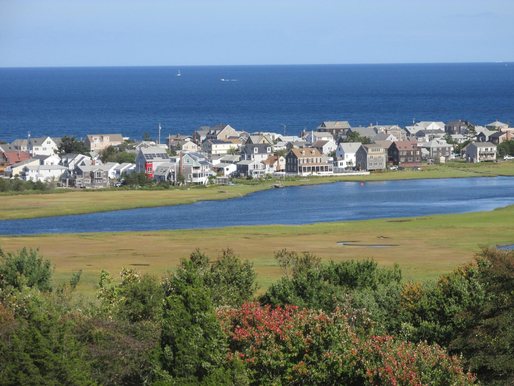 the coast of Ma USA by paulcrimi178