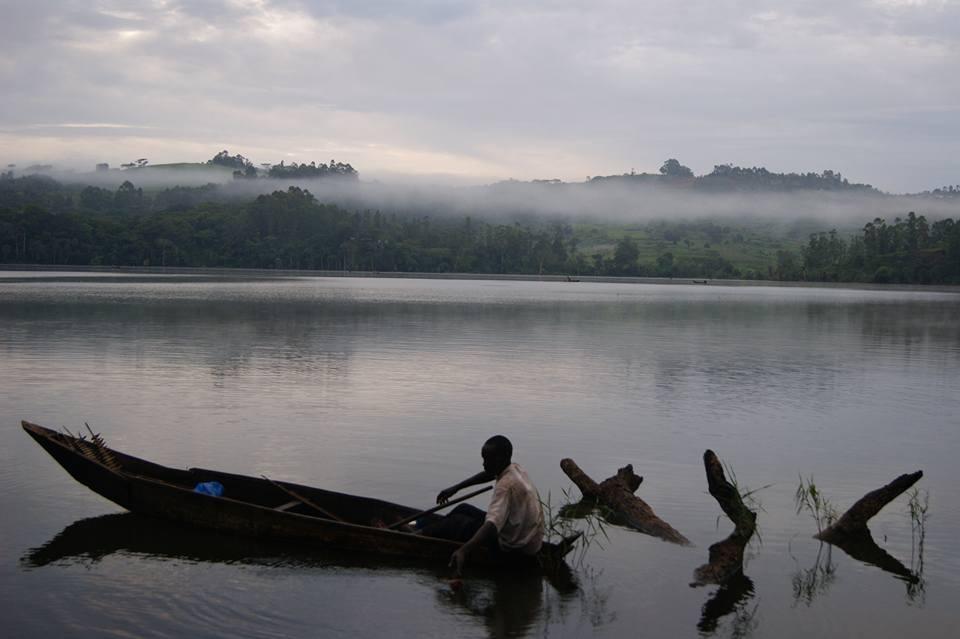 Lake Nyabikere  by Peter Rujabuka