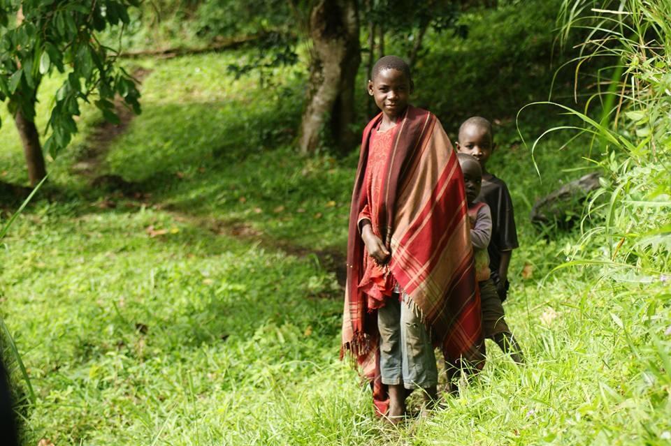 kids of Rweteera Safari Park by Peter Rujabuka