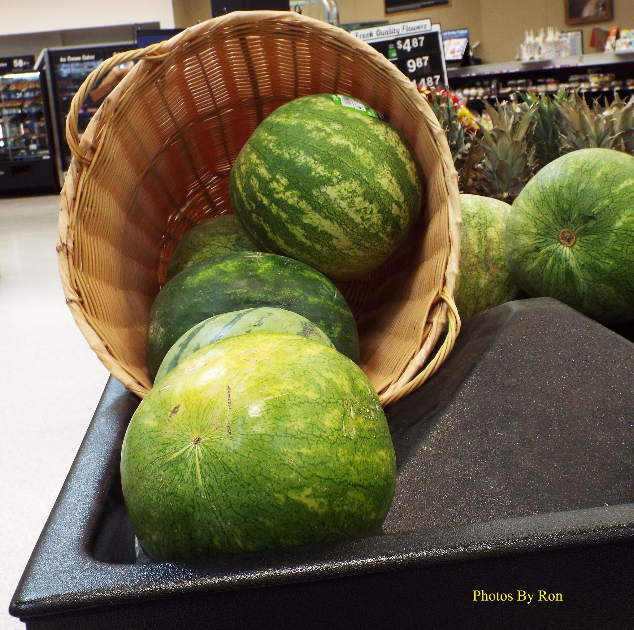 """""""Bushel Of Watermelons"""" by Ron Berkley"""