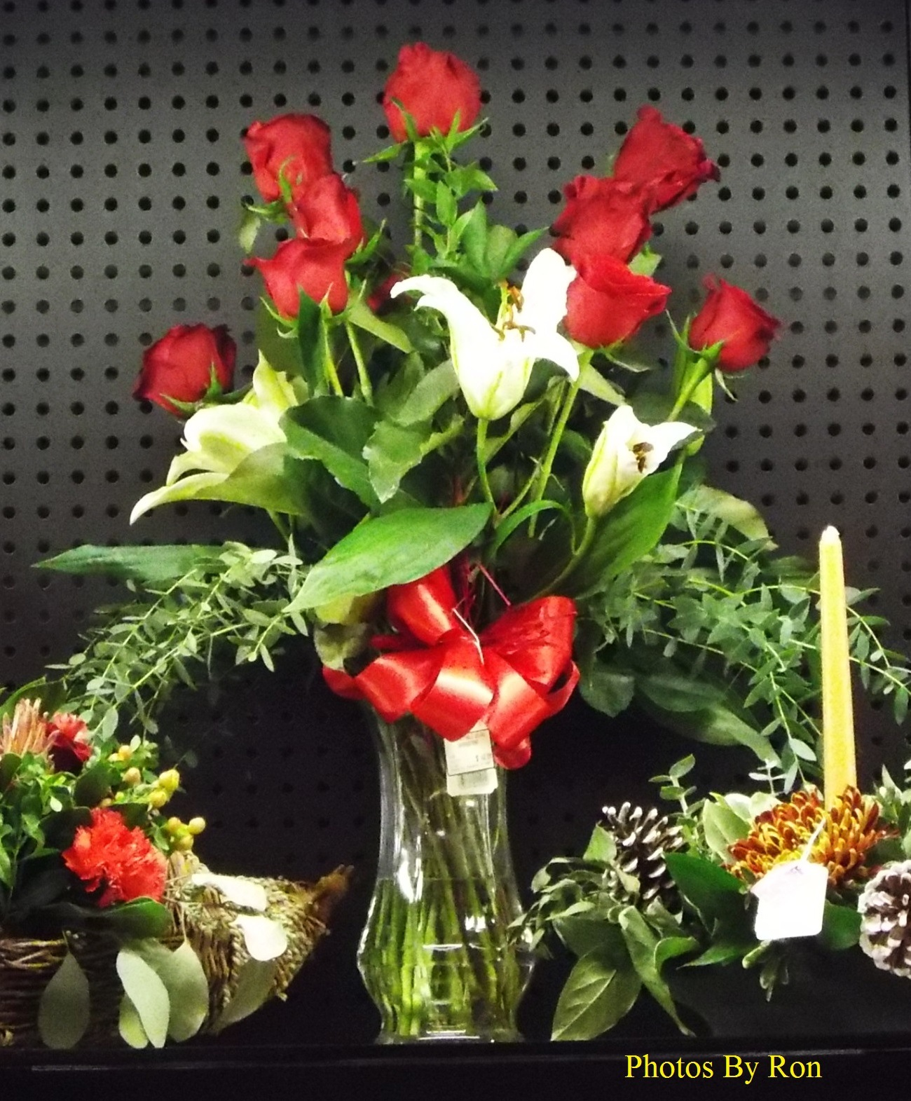 """""""Roses For The Holidays"""" by Ron Berkley"""