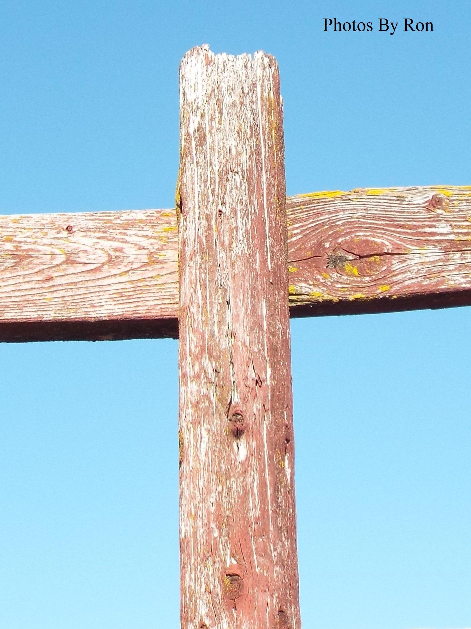 """The Cross"" by Ron Berkley"