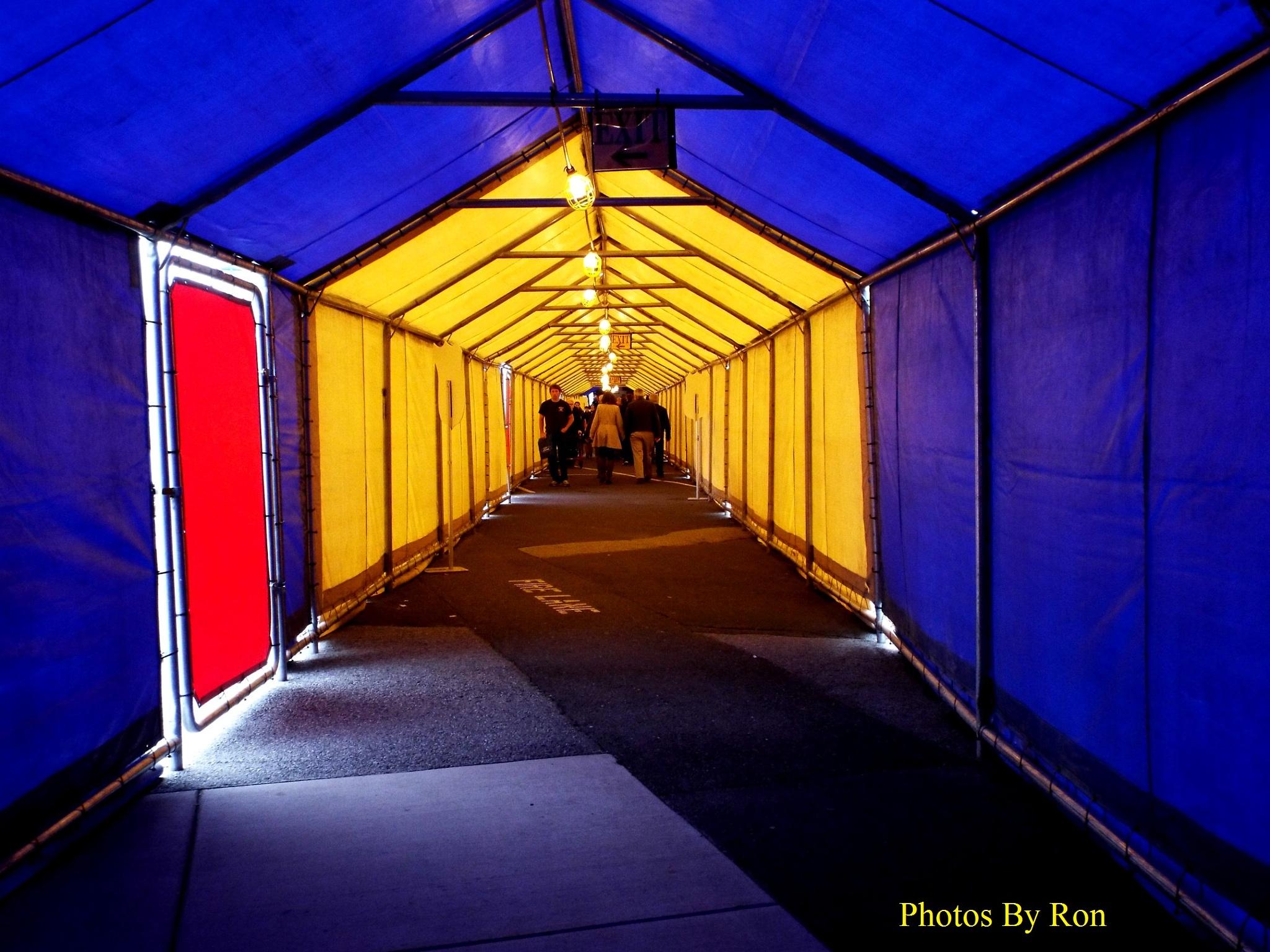 """Auto Tunnel"" by Ron Berkley"