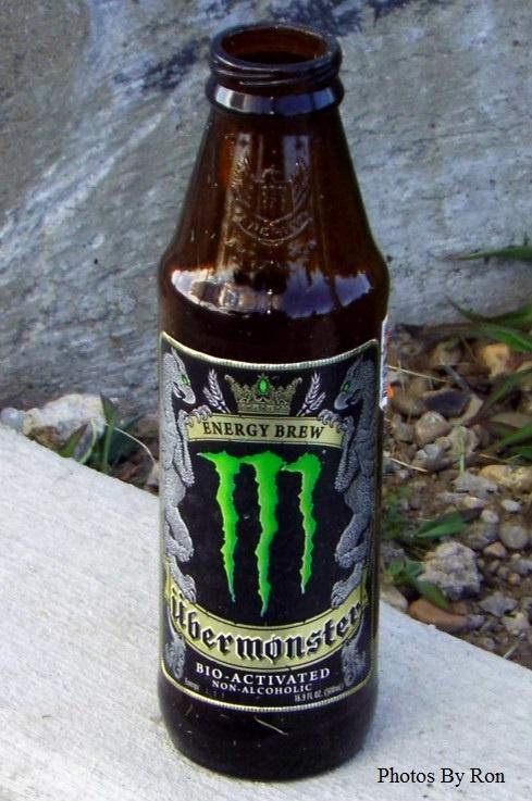 """""""Monster In A Bottle"""" by Ron Berkley"""
