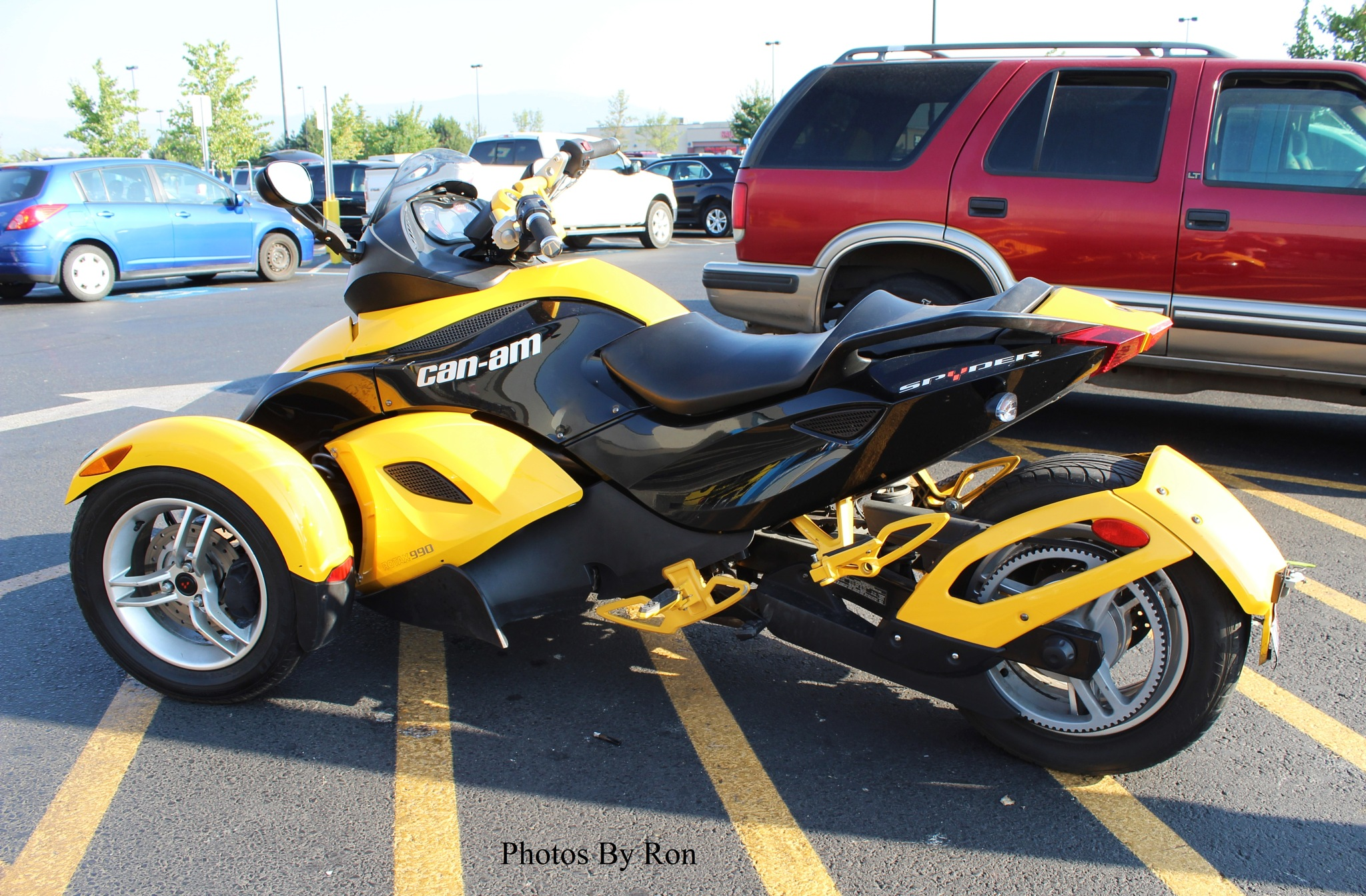 """Can-Am Spyder"" by Ron Berkley"