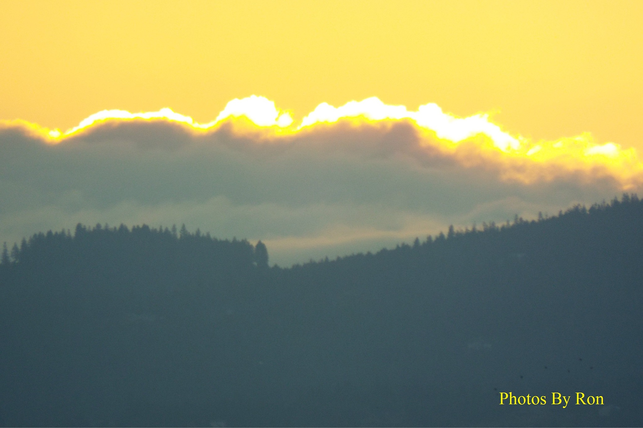"""Sunrise Glory"" by Ron Berkley"