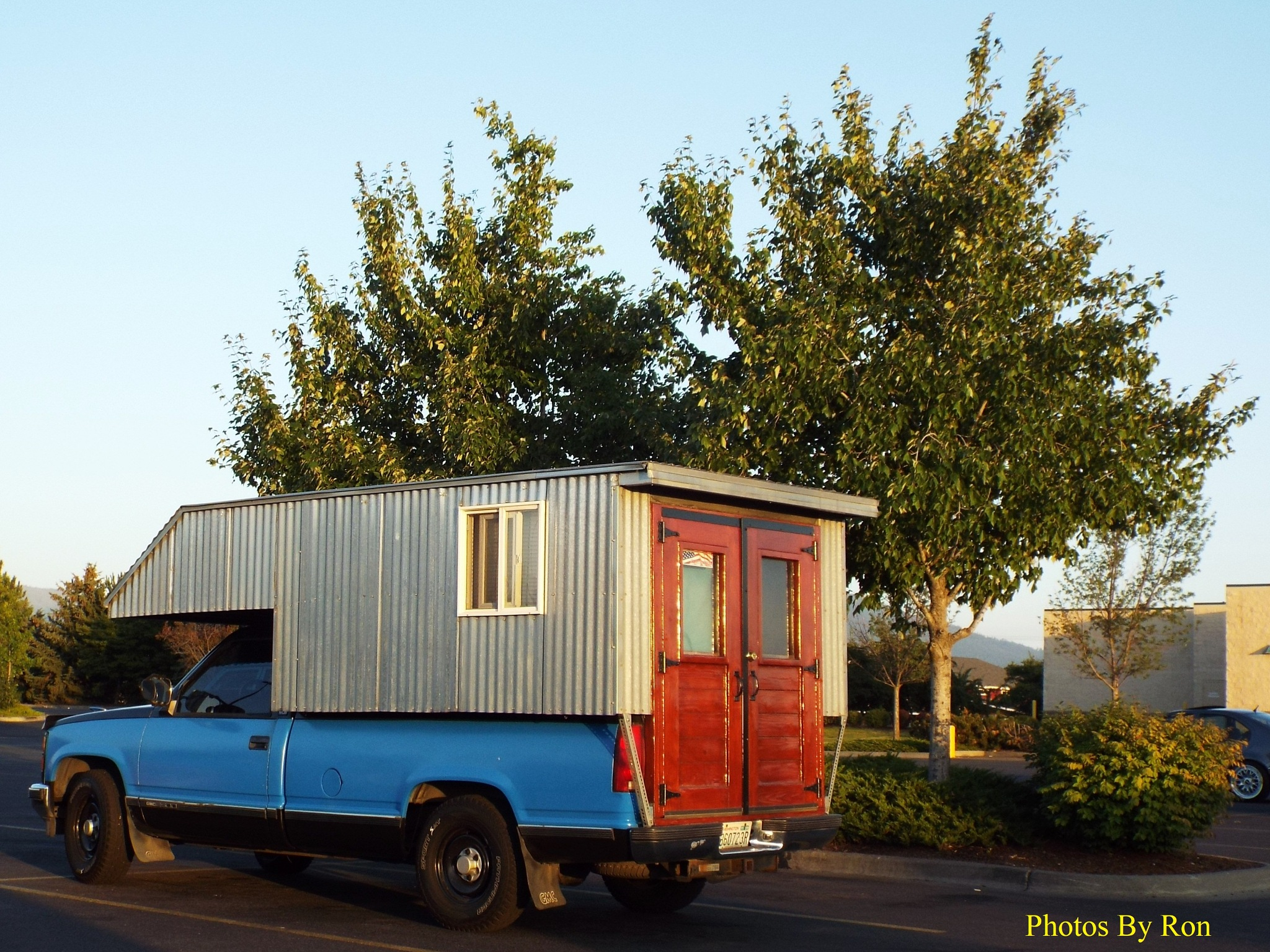 """Red Neck Camper"" by Ron Berkley"