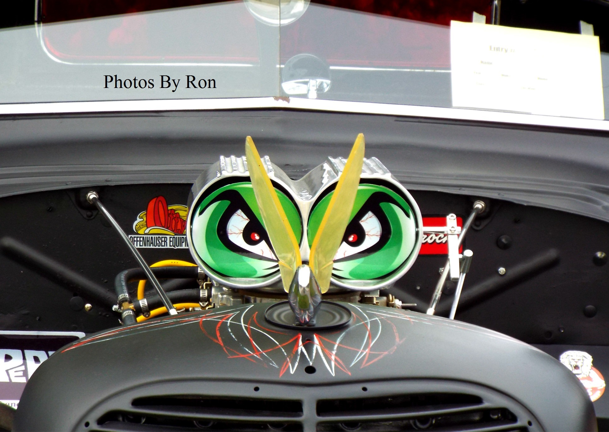 """Bug-Eyed Wasp"" by Ron Berkley"