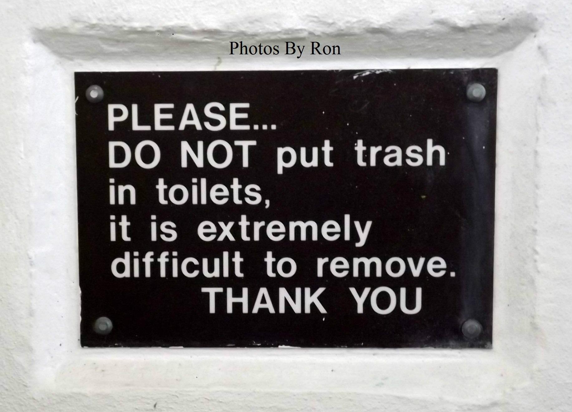 """Trasher-Crapper"" by Ron Berkley"