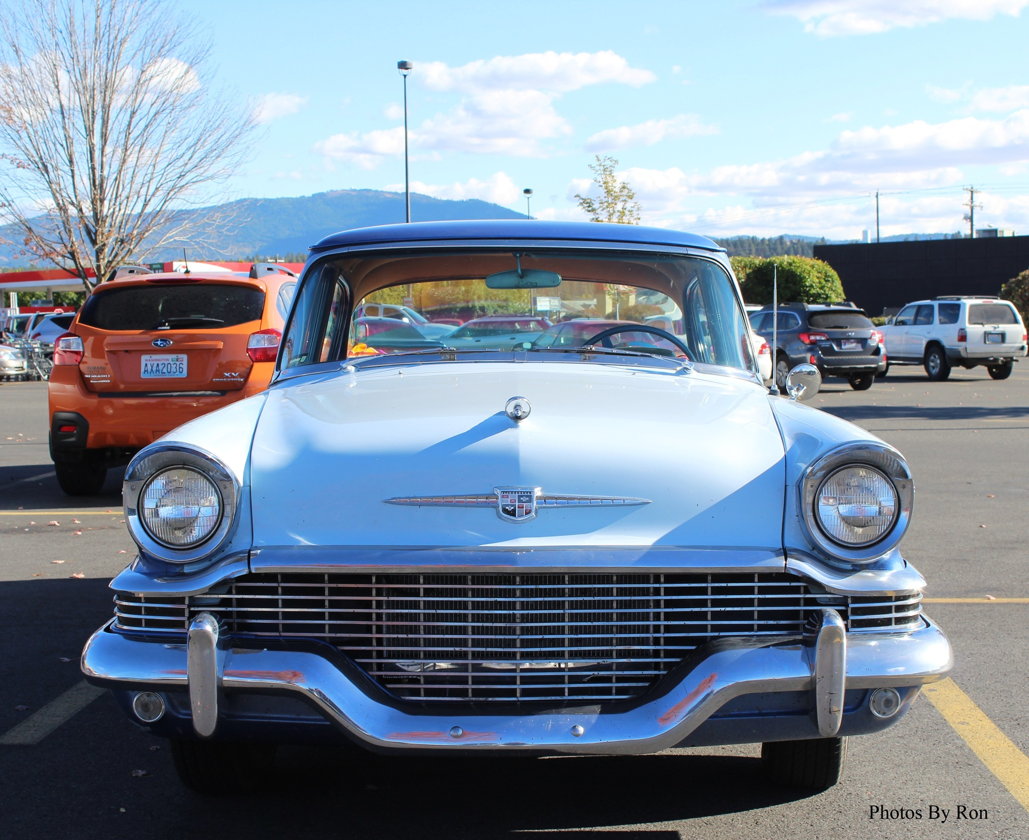 """1957 Studebaker Commander"" #1 by Ron Berkley"