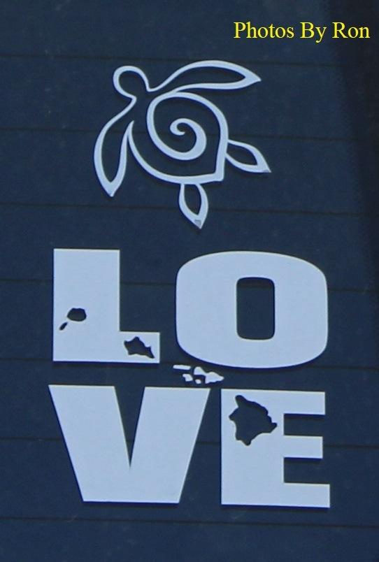 """Hawaiian Love"" by Ron Berkley"
