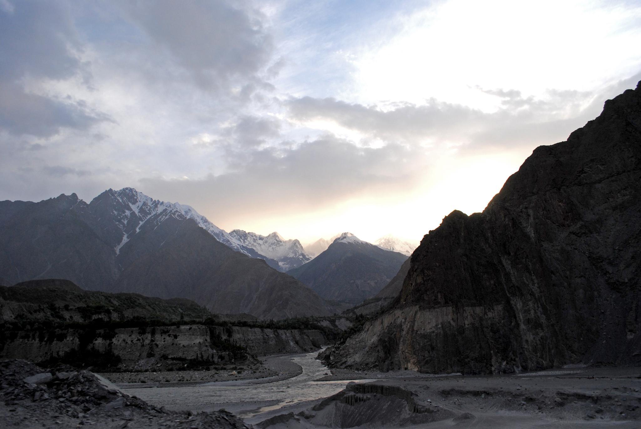 The Karakoram  by ibrahim mahmood