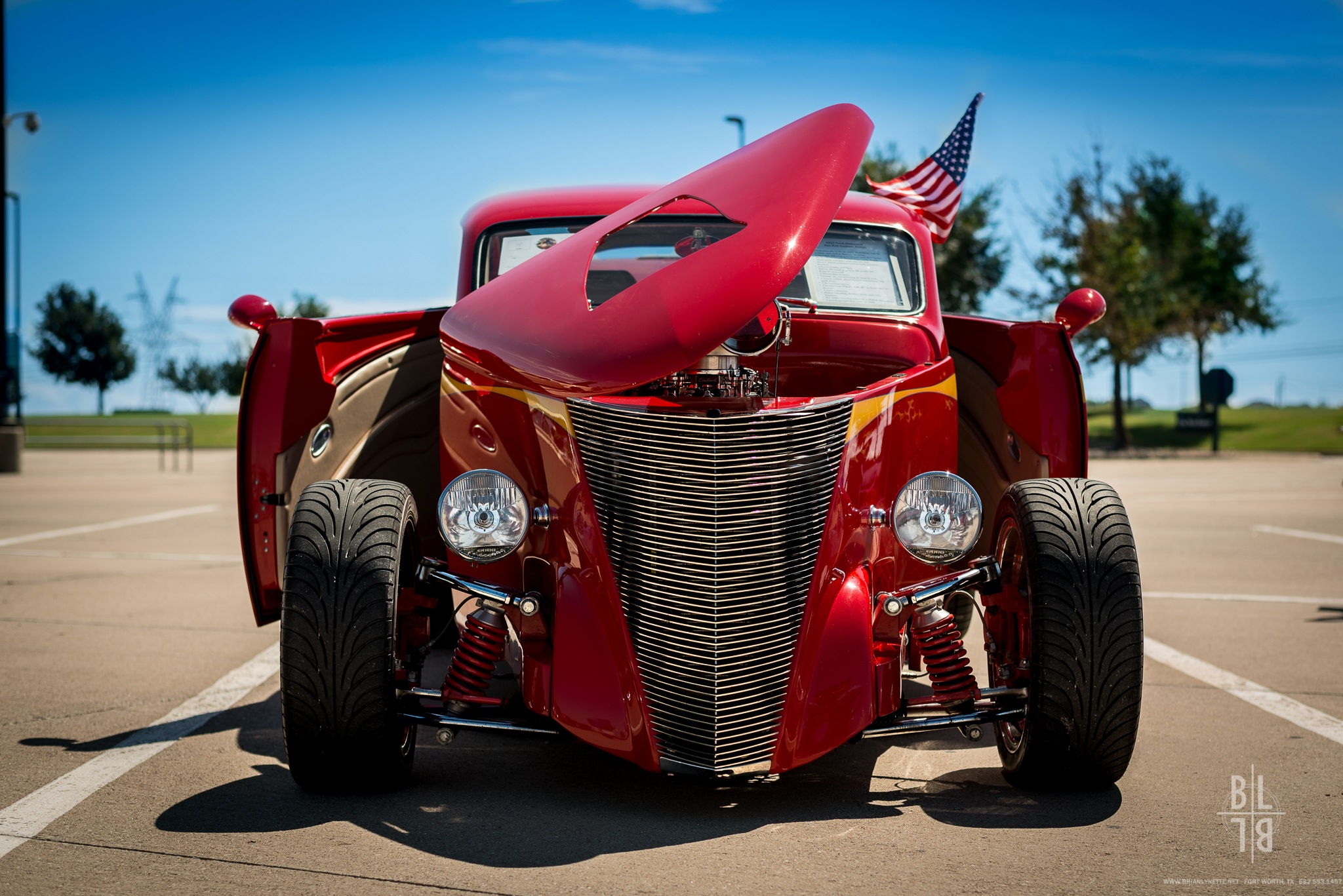1932 Ford  by brianlynette